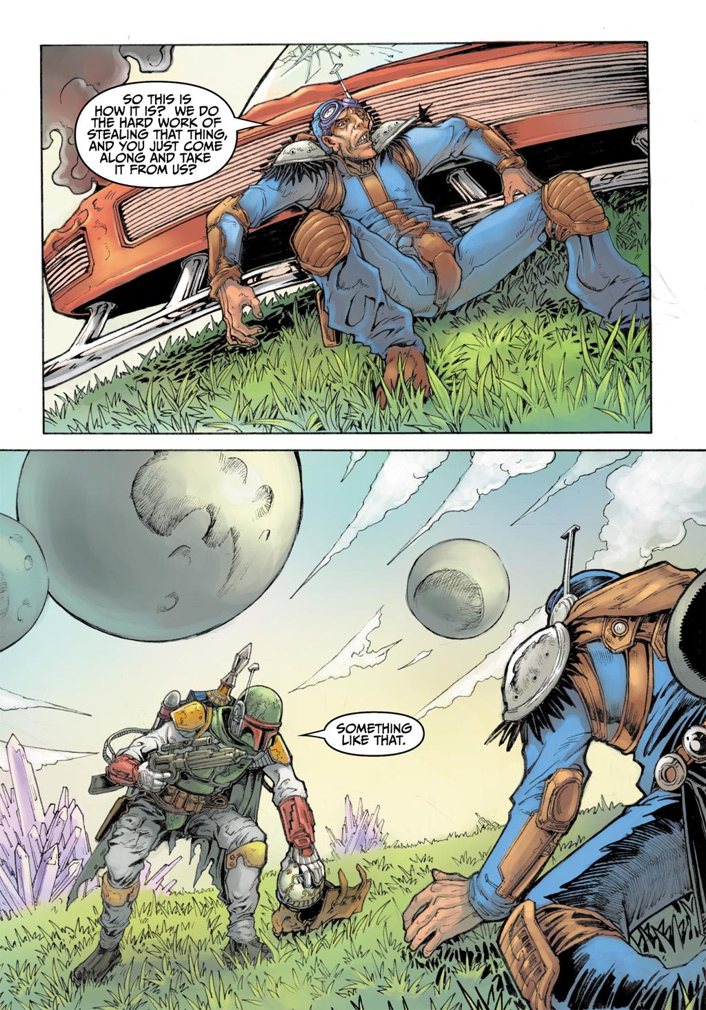 Read online Star Wars Omnibus comic -  Issue # Vol. 33 - 326