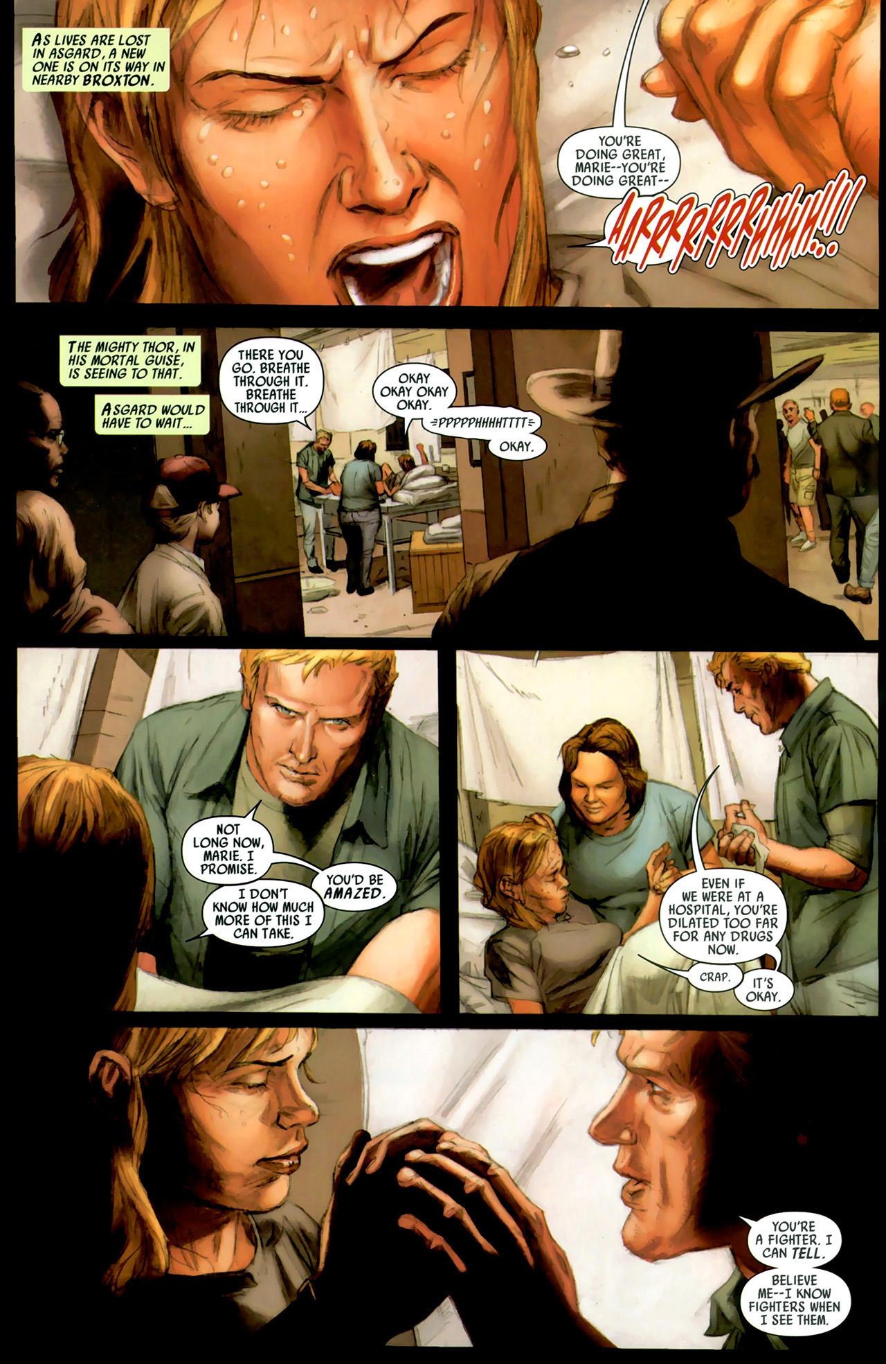 Read online Secret Invasion: Thor comic -  Issue #2 - 5