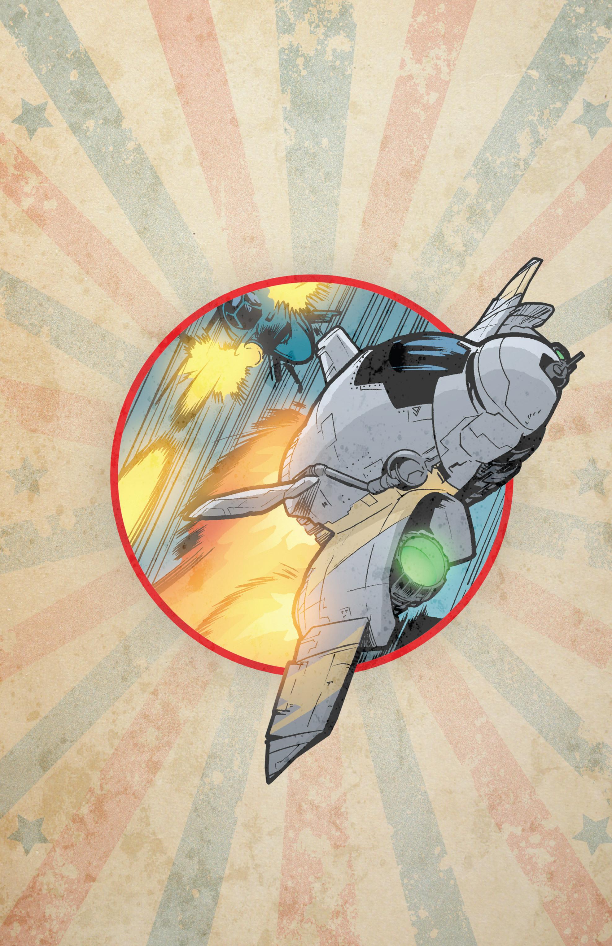 Read online Shockrockets comic -  Issue # TPB - 6
