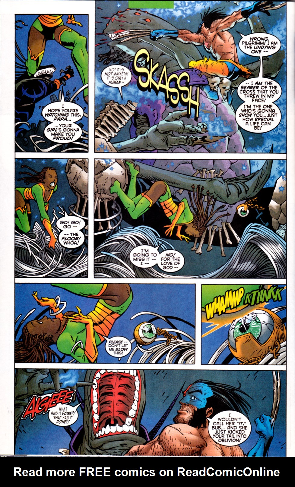 X-Men (1991) 75 Page 34