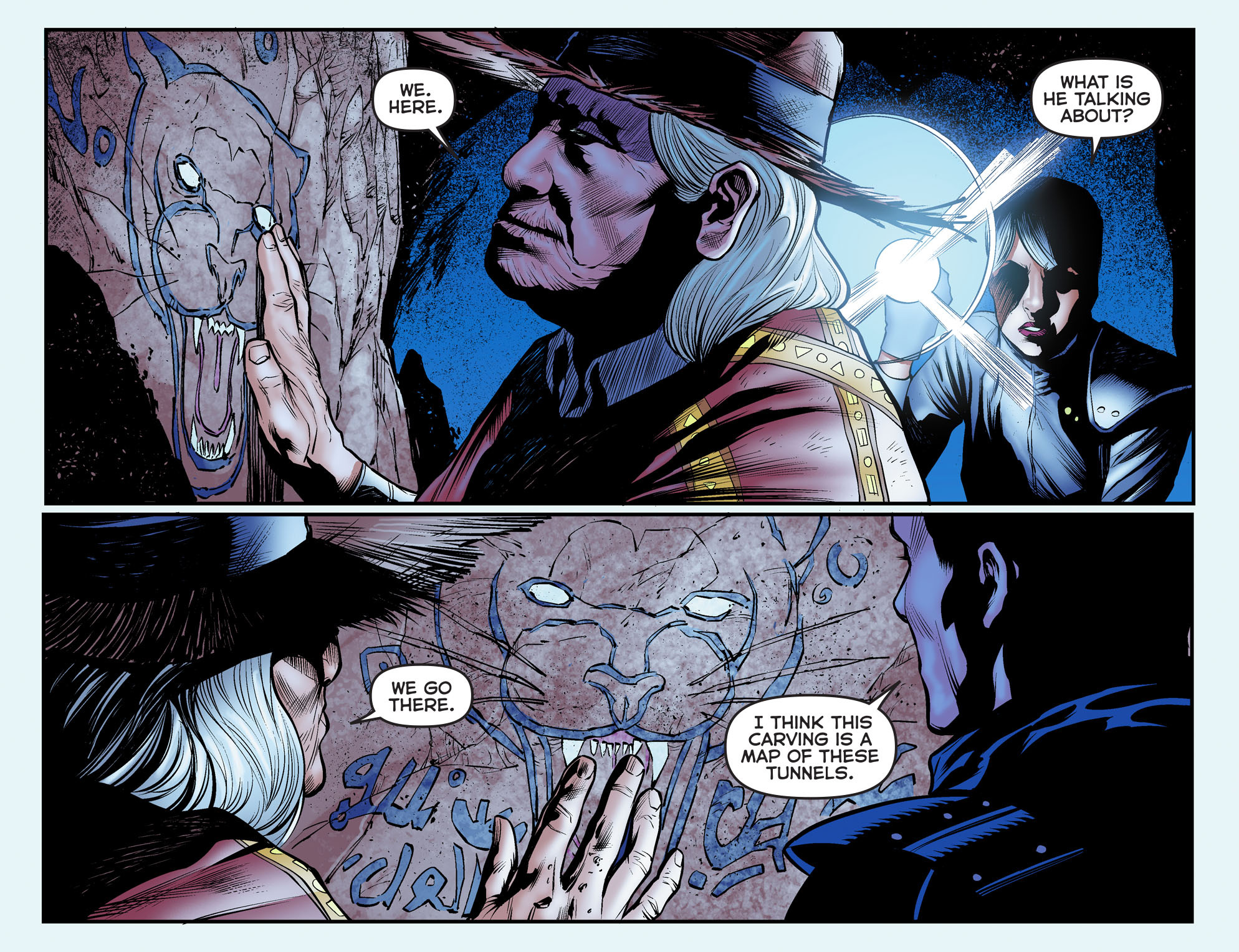 Read online Arrow: The Dark Archer comic -  Issue #3 - 10