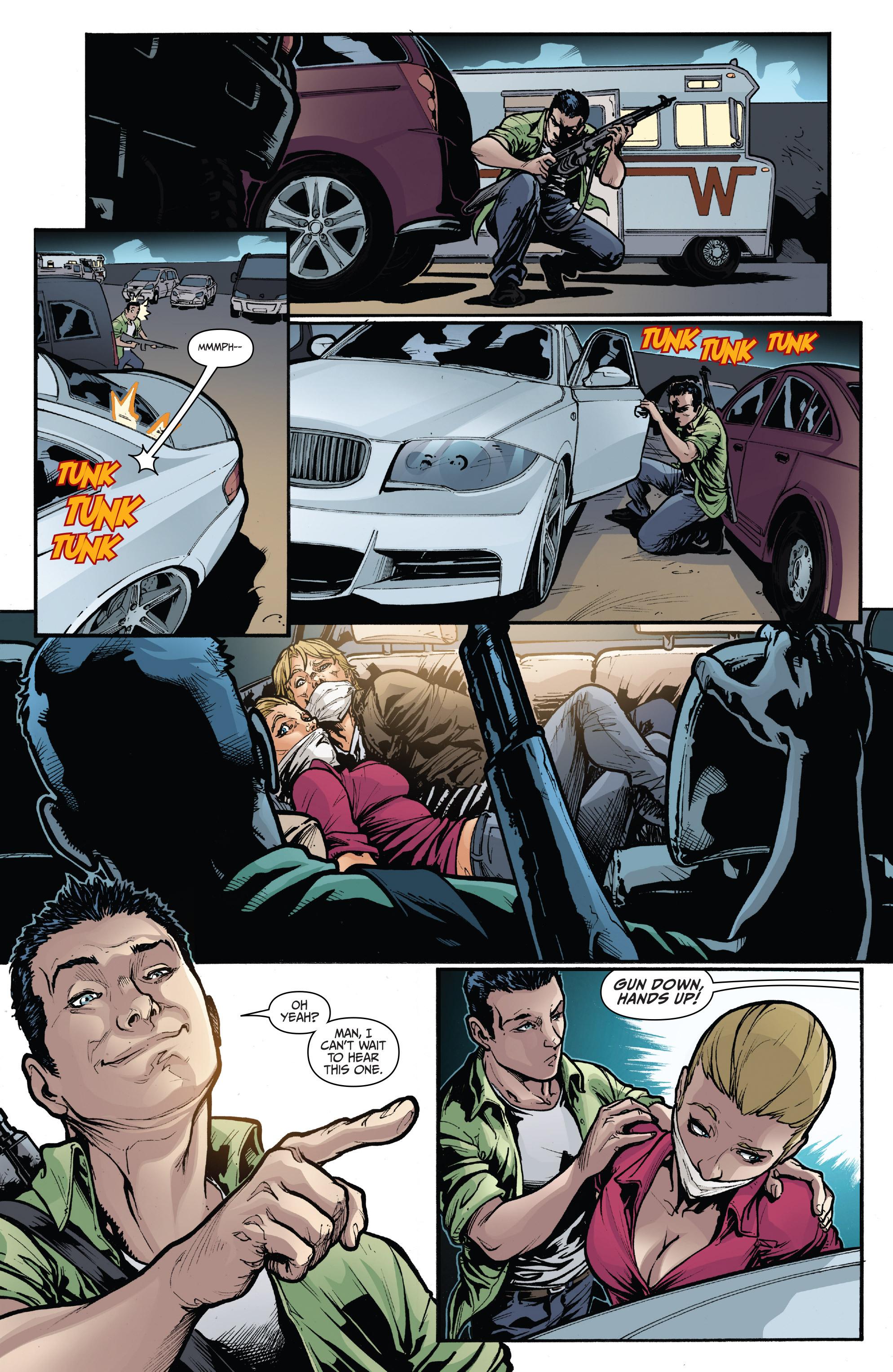 Read online 3 Guns comic -  Issue #6 - 5