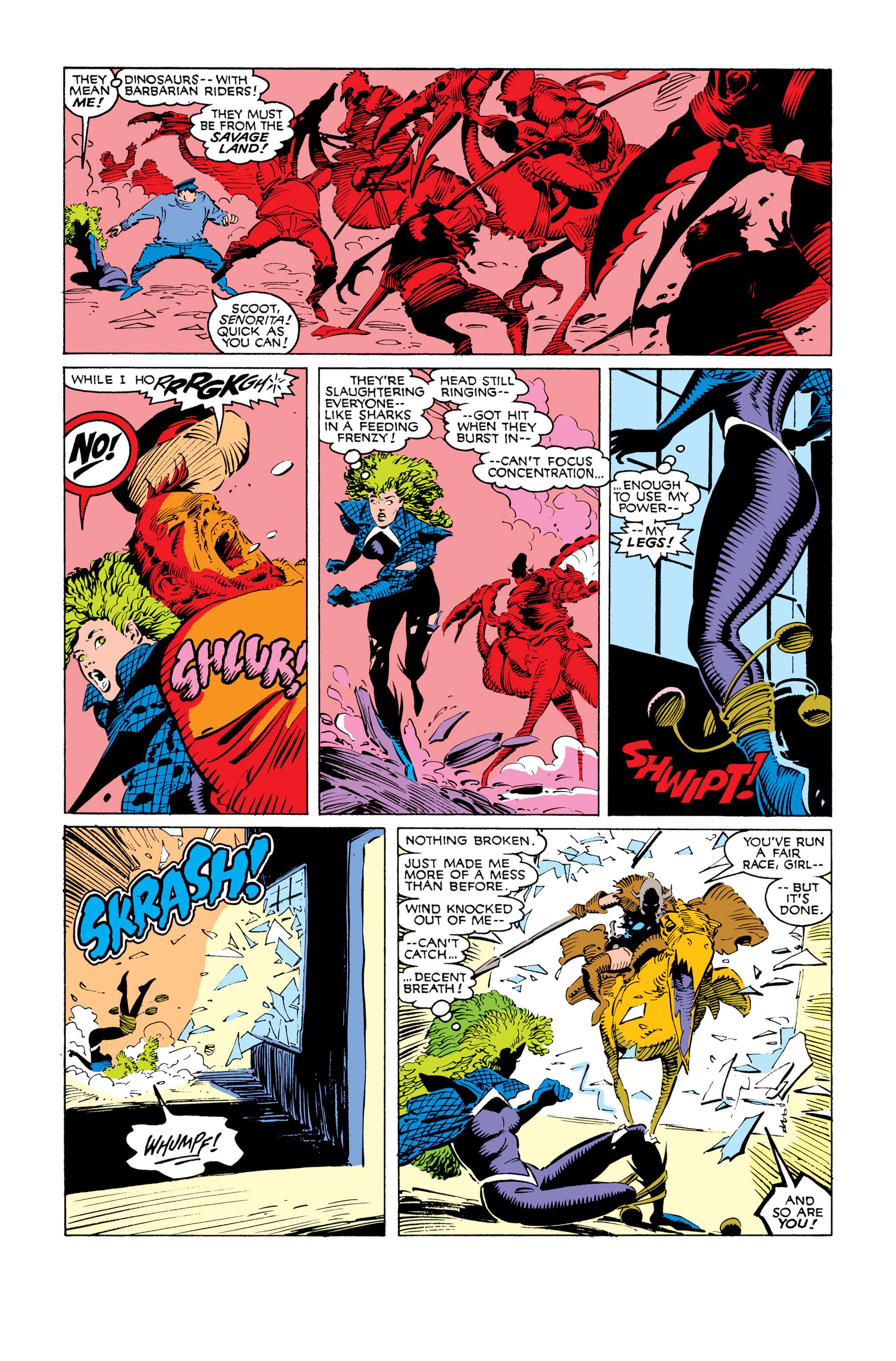 Read online Uncanny X-Men (1963) comic -  Issue #249 - 15