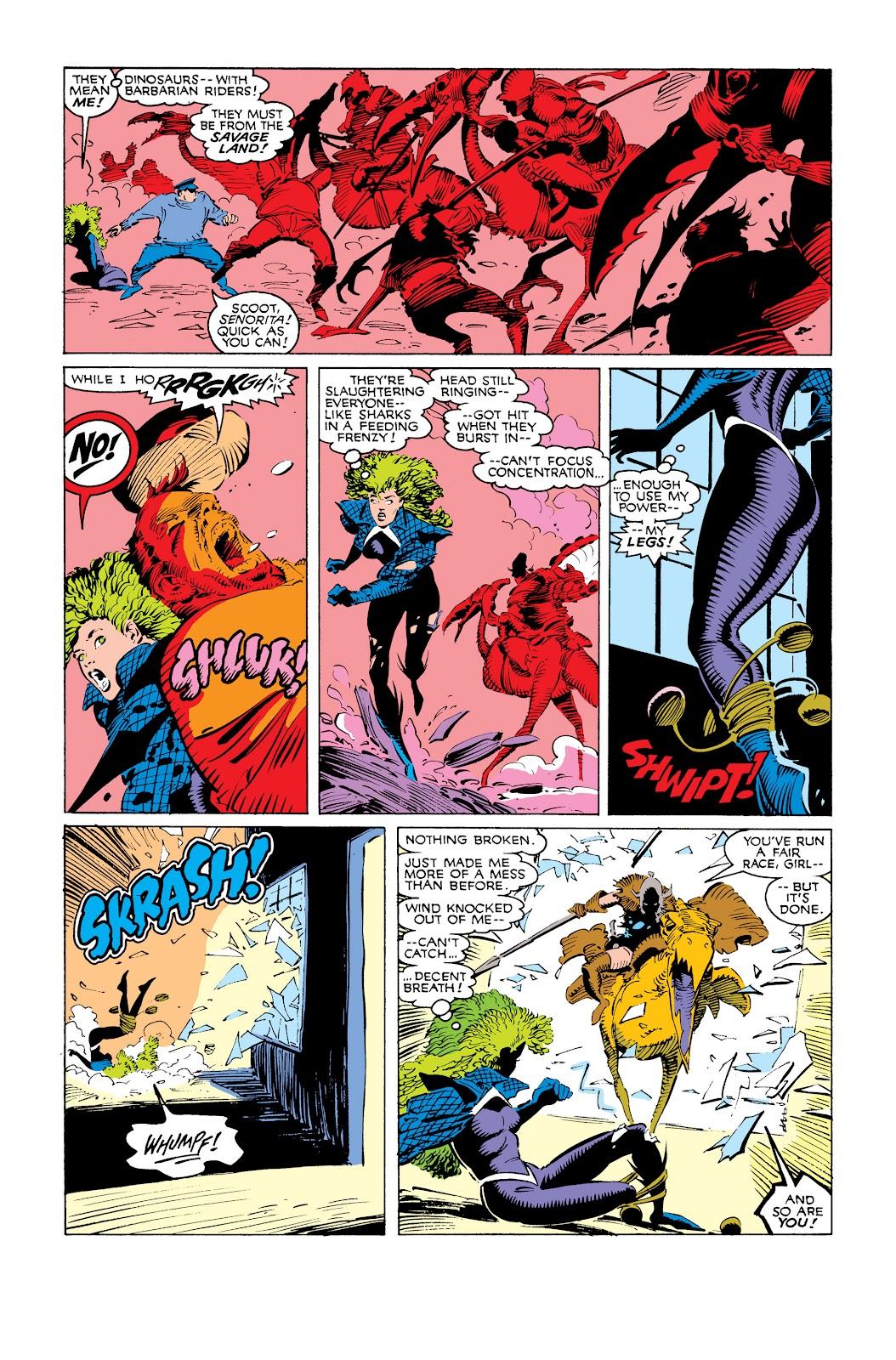 Uncanny X-Men (1963) issue 249 - Page 15