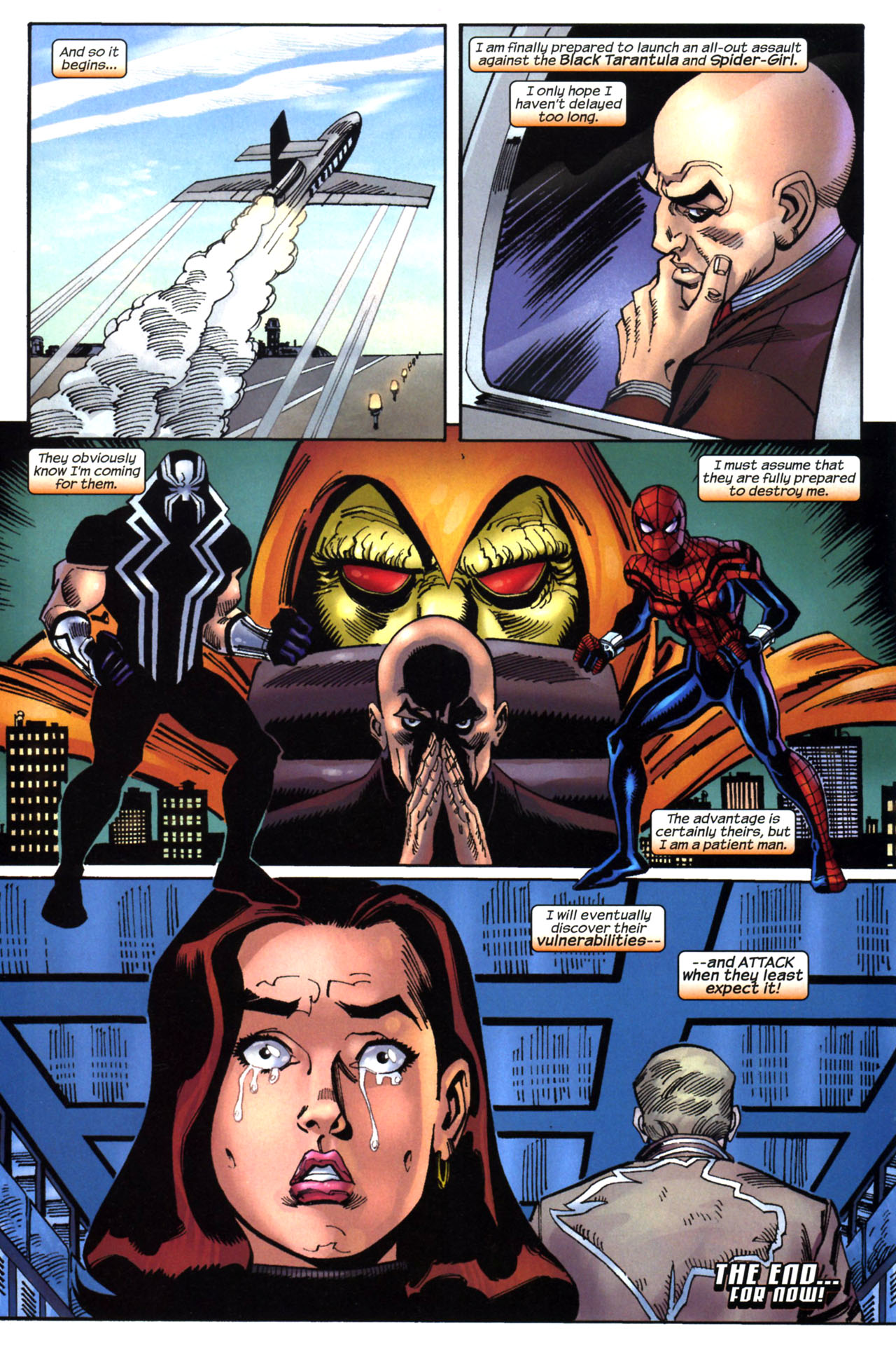 Read online Amazing Spider-Girl comic -  Issue #13 - 24