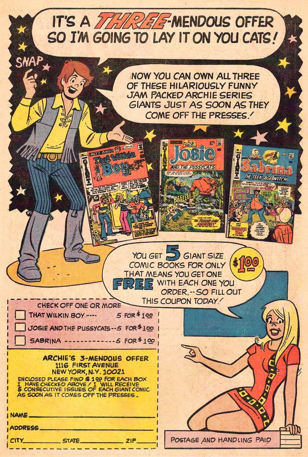 Read online She's Josie comic -  Issue #68 - 19