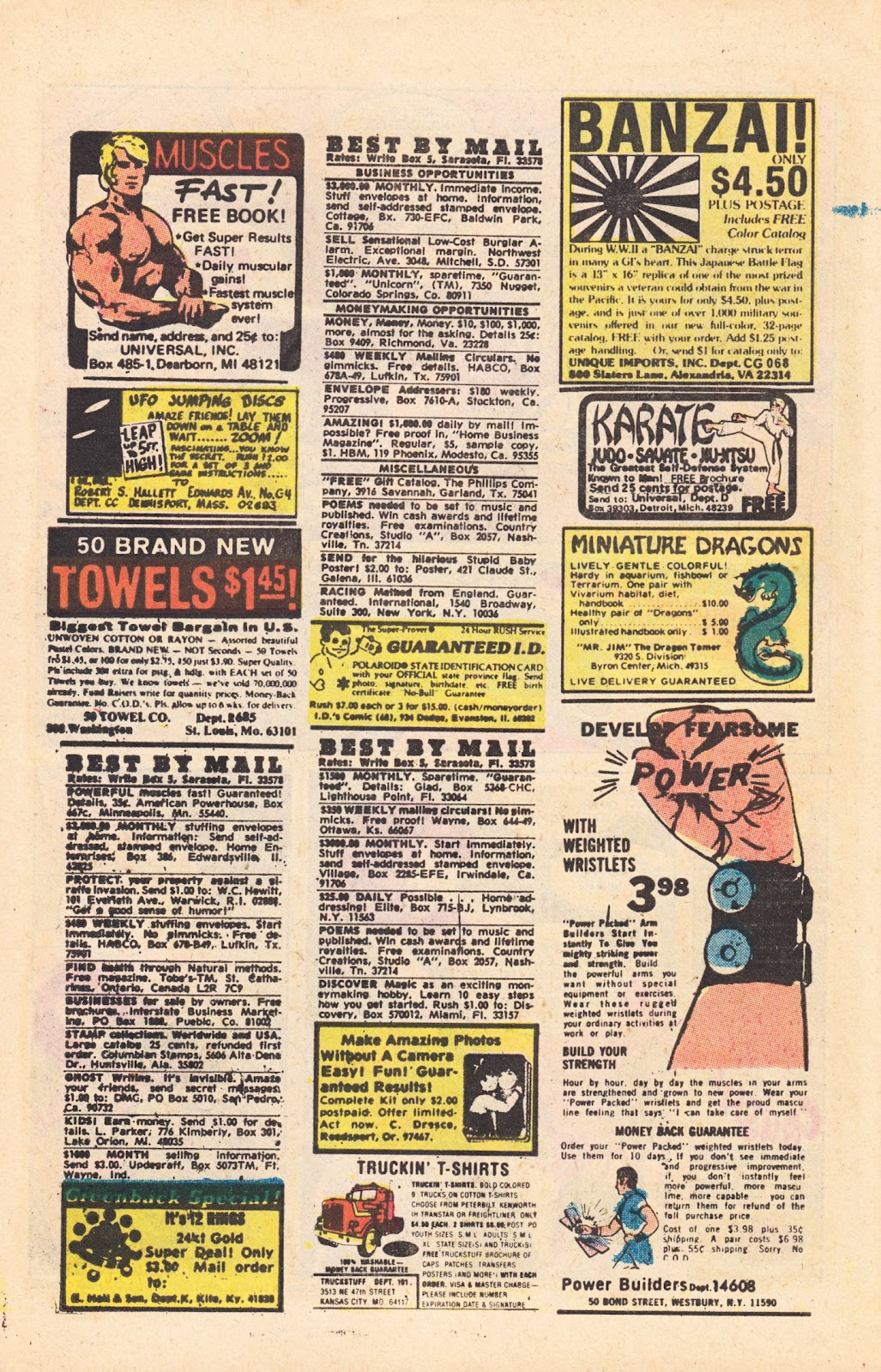 Read online Doomsday   1 (1975) comic -  Issue #8 - 29