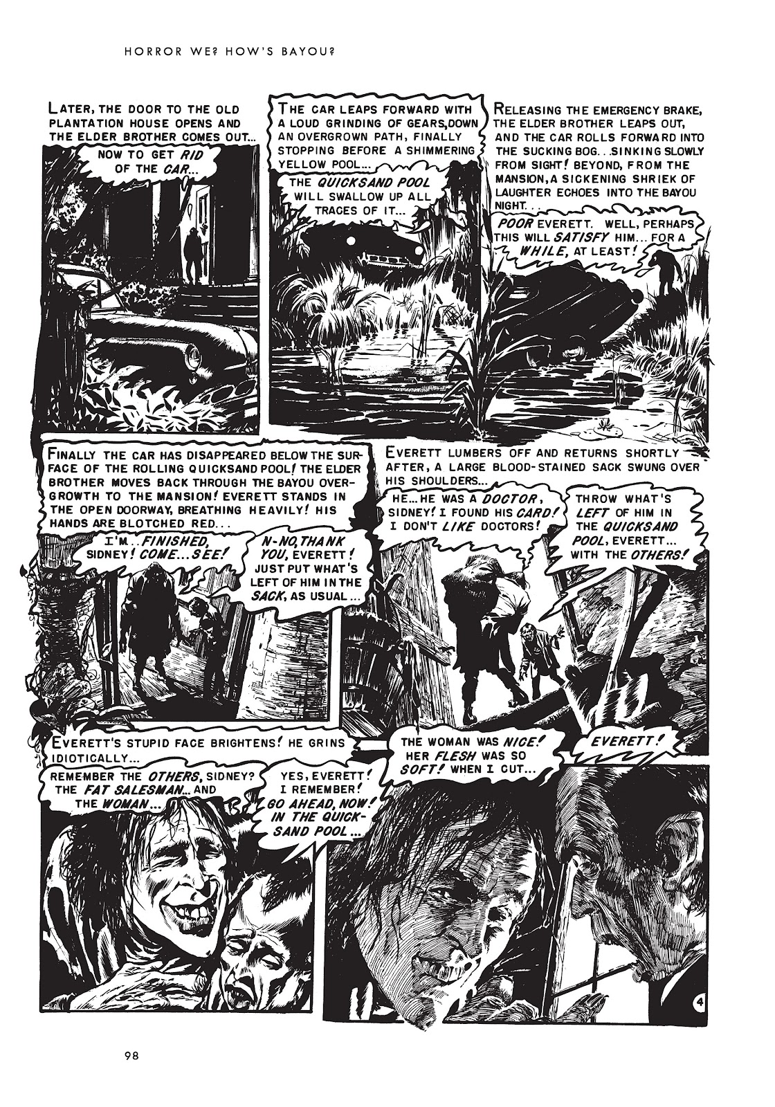 Read online Sucker Bait and Other Stories comic -  Issue # TPB (Part 2) - 13