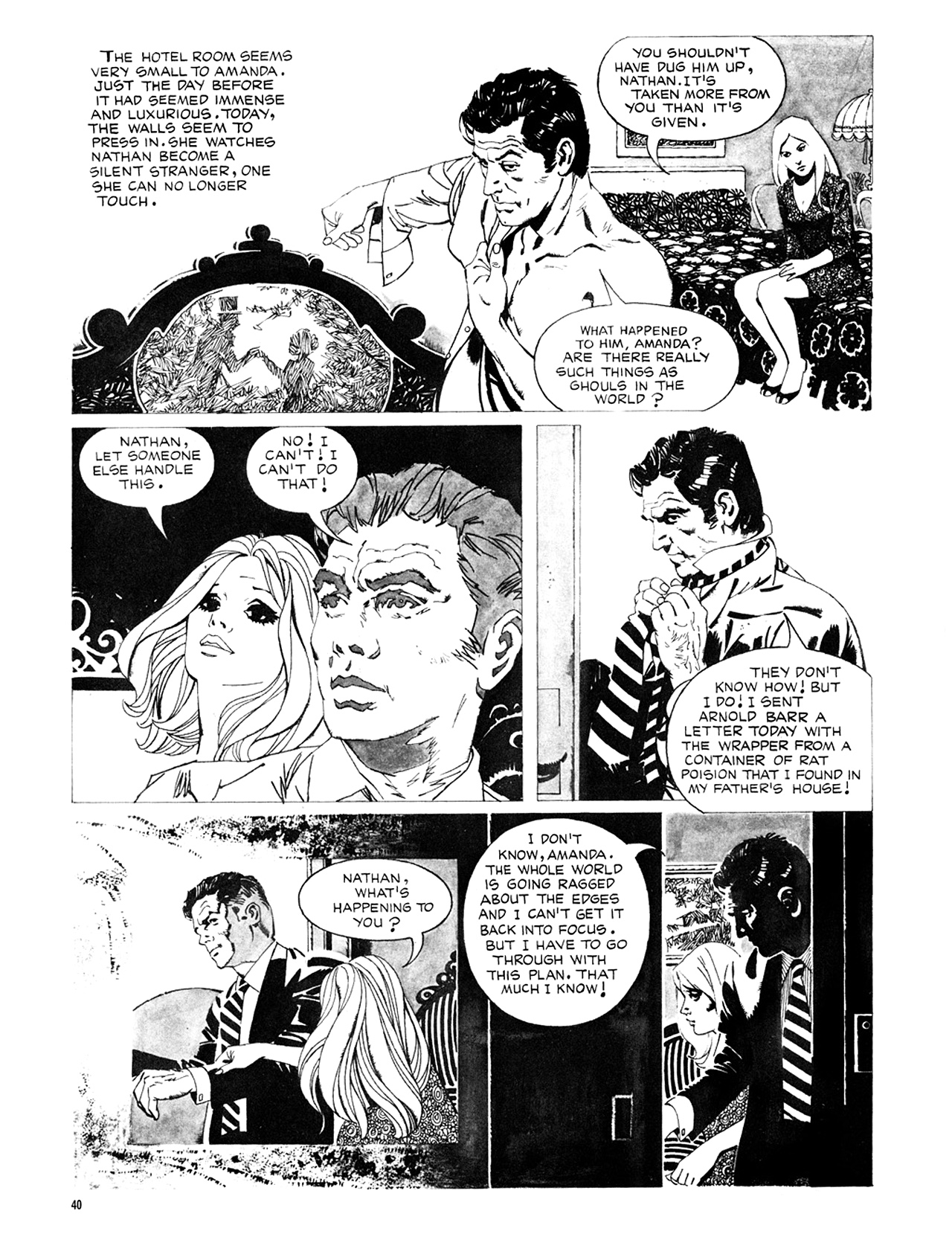 Read online Eerie Archives comic -  Issue # TPB 8 - 41