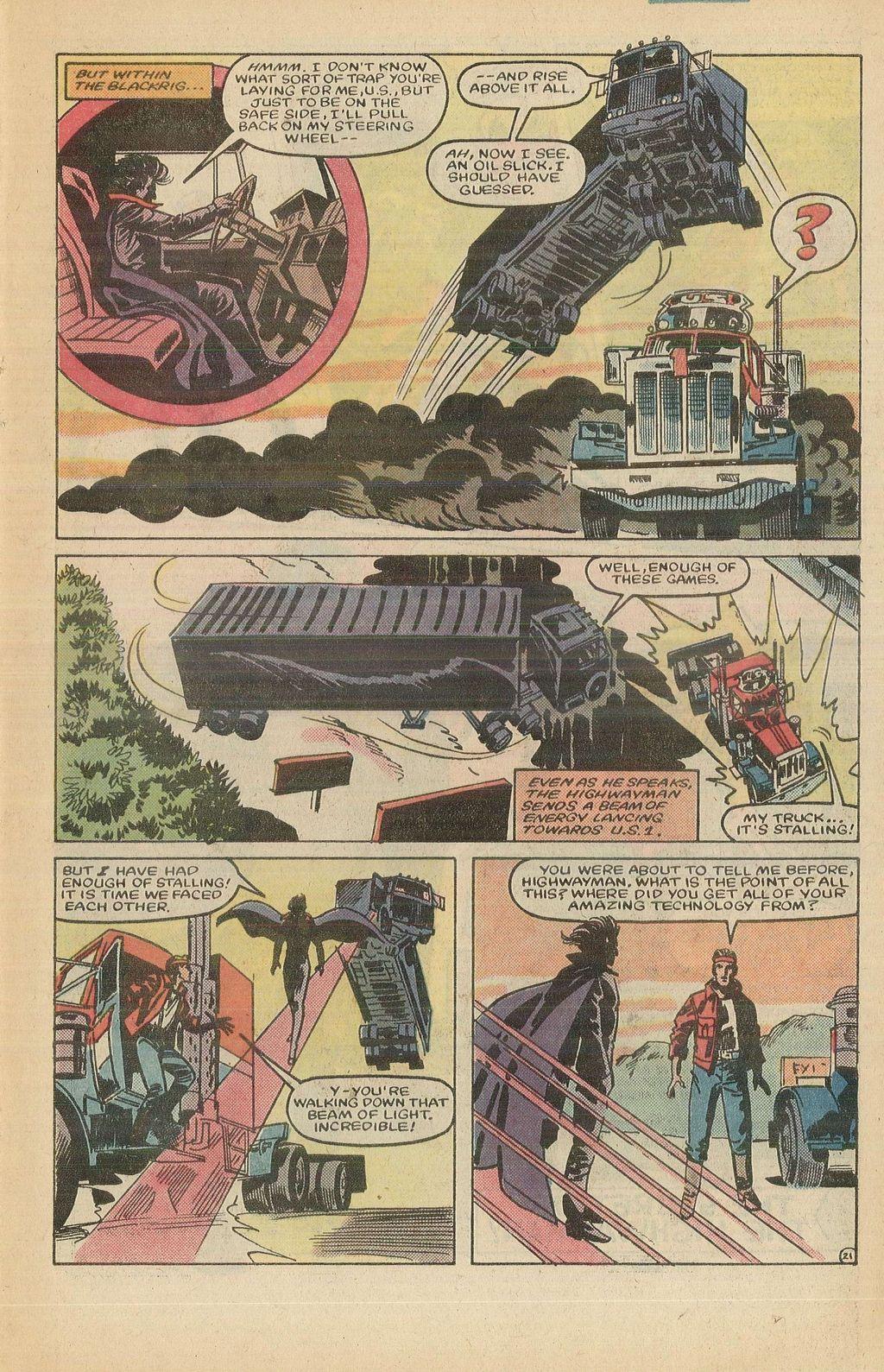 Read online U.S. 1 comic -  Issue #10 - 31