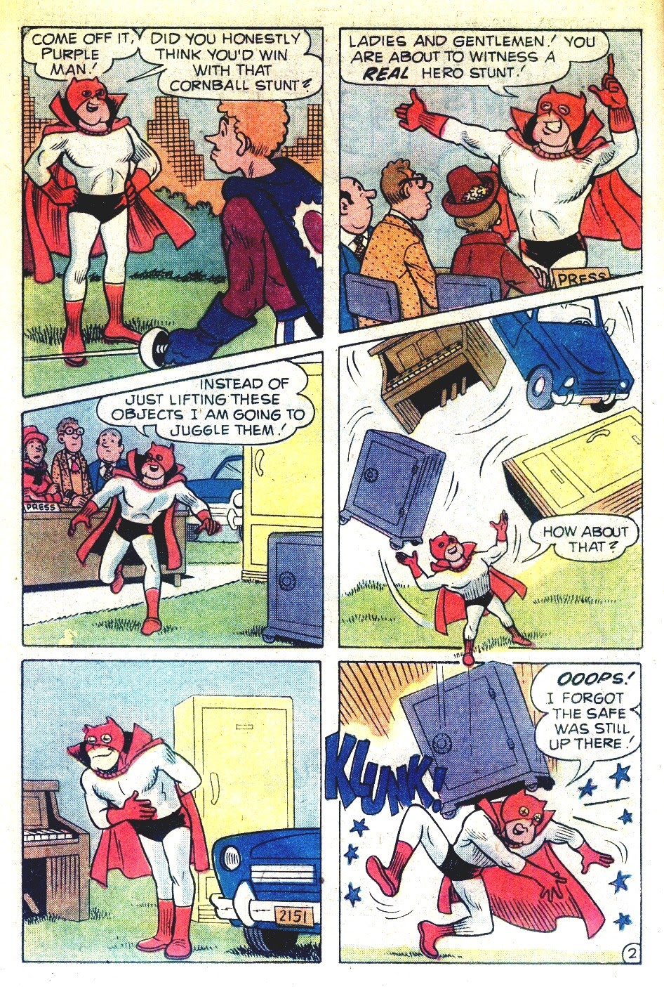 Read online Madhouse Comics comic -  Issue #118 - 14
