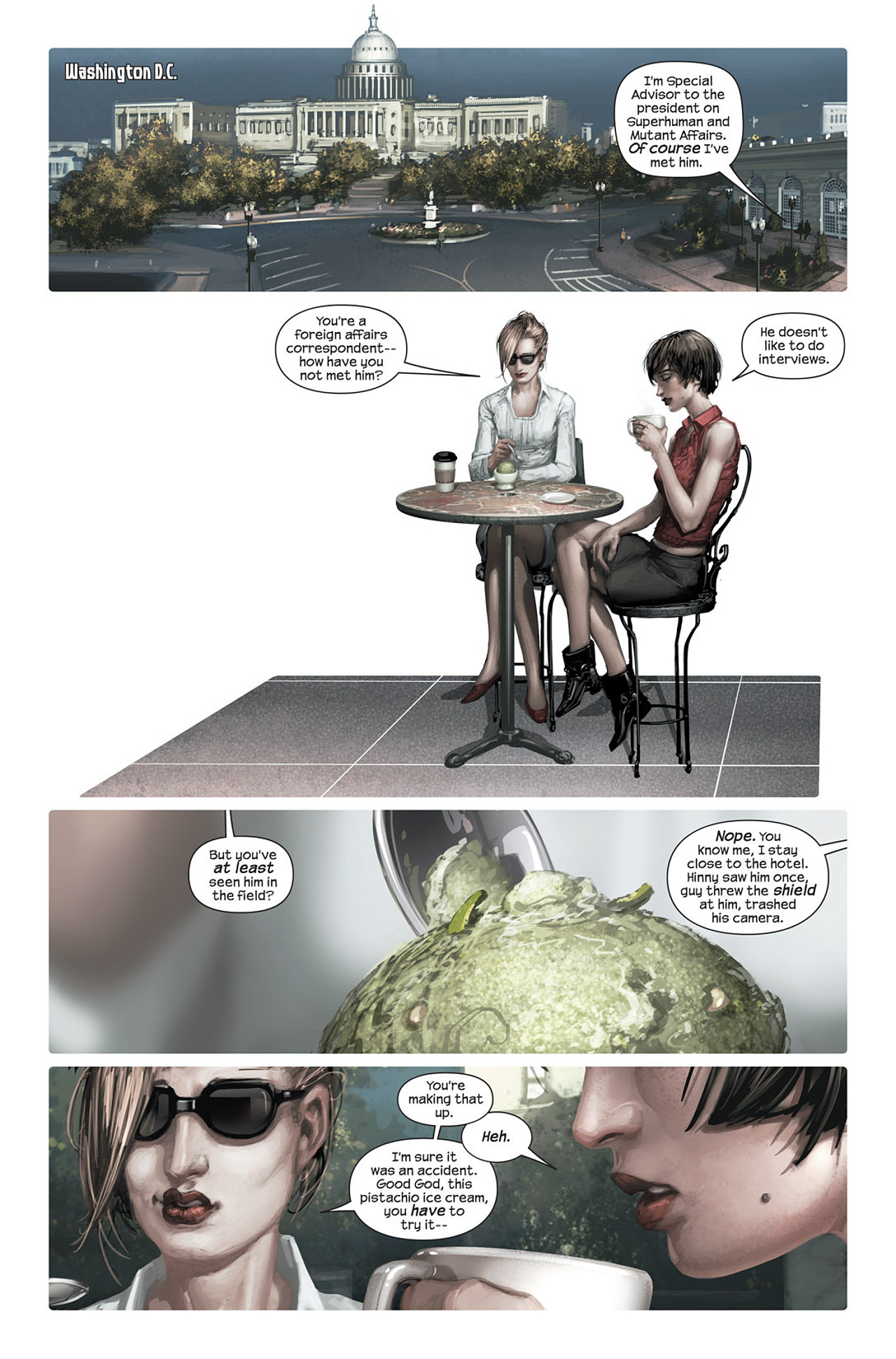 Read online Ultimate Fallout comic -  Issue #4 - 18