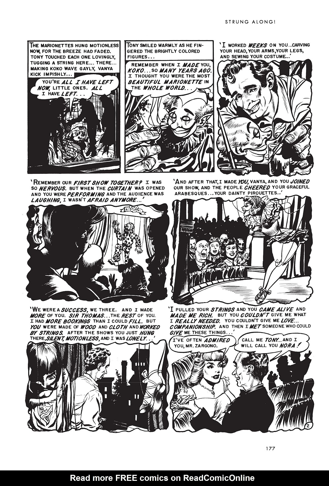 Read online Sucker Bait and Other Stories comic -  Issue # TPB (Part 2) - 92