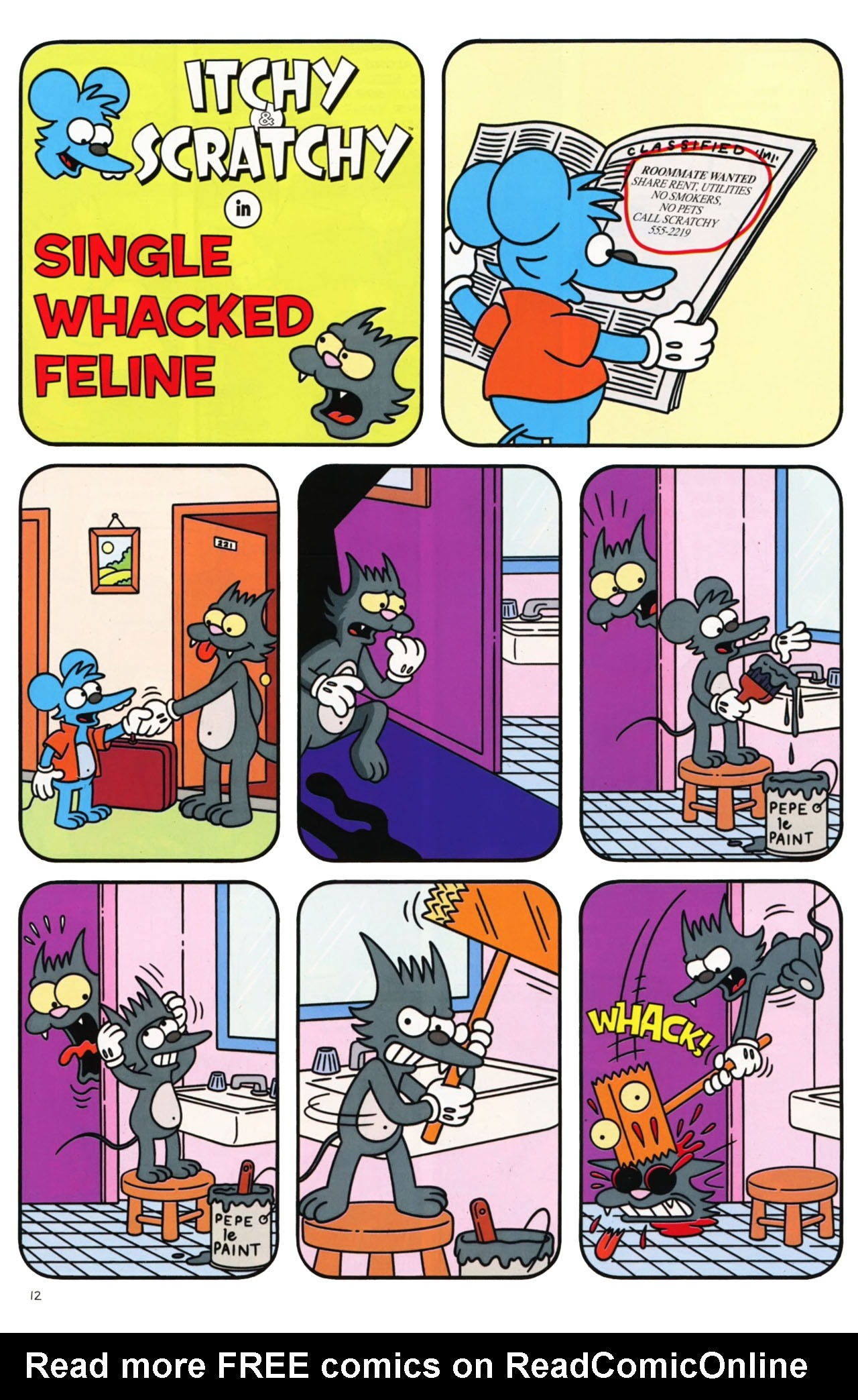 Read online Simpsons Comics comic -  Issue #169 - 11