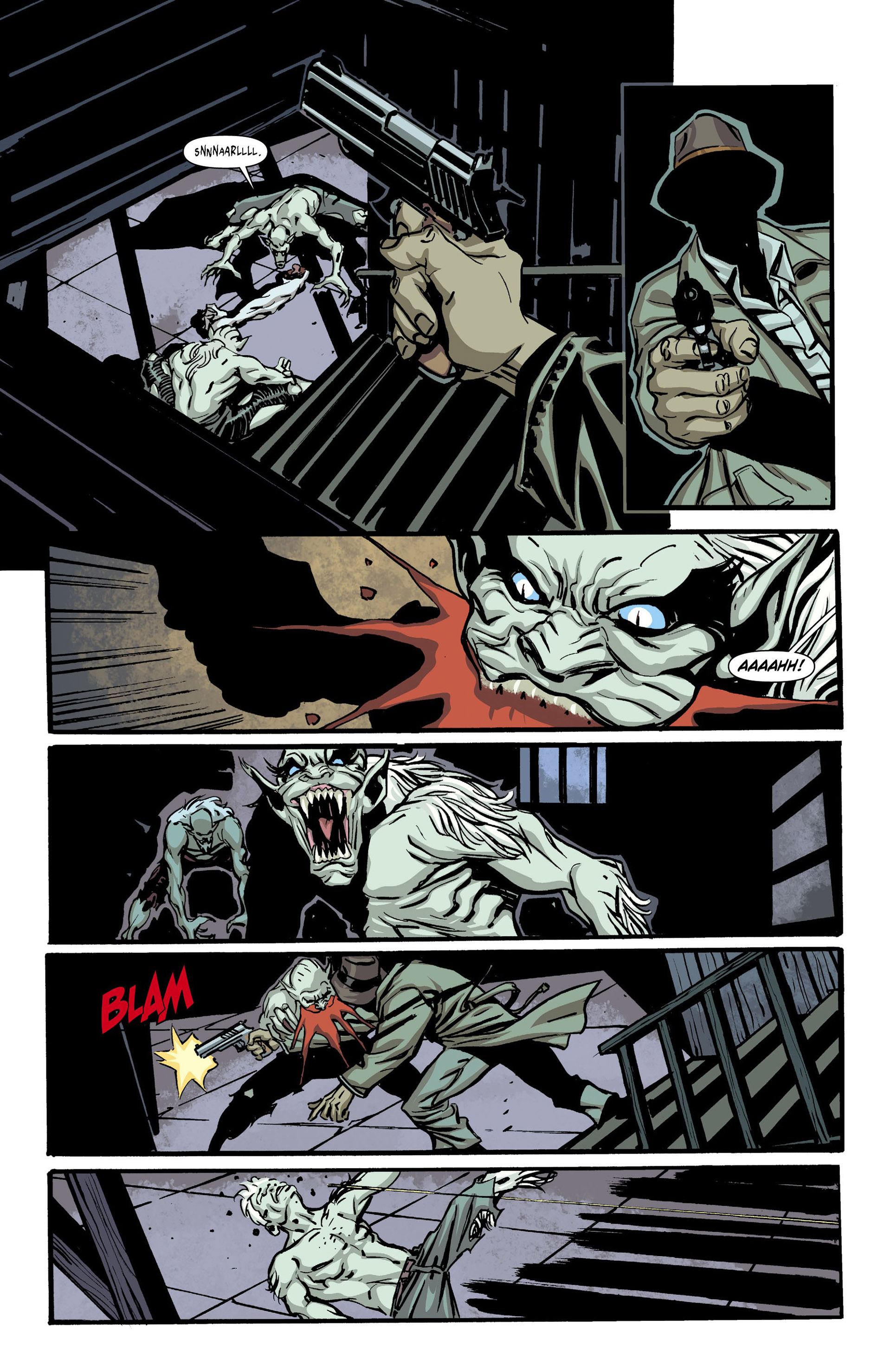 Read online American Vampire comic -  Issue #27 - 16