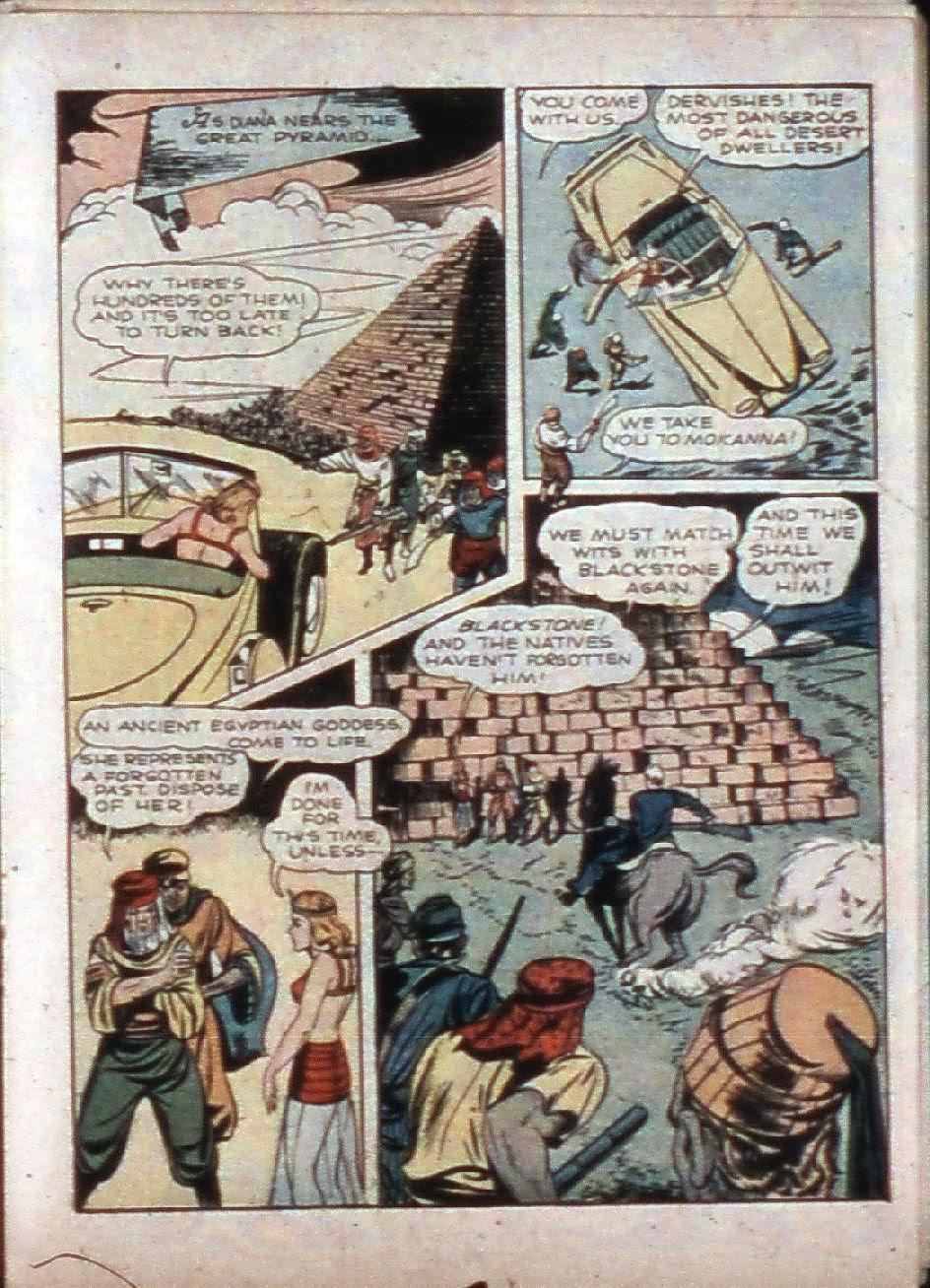 Read online Super-Magician Comics comic -  Issue #3 - 29