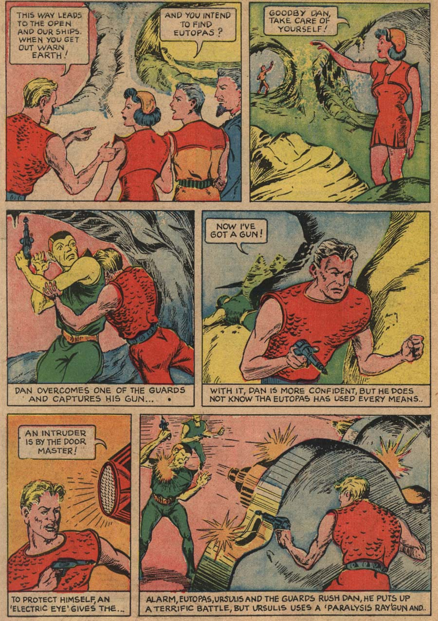 Blue Ribbon Comics (1939) issue 1 - Page 15