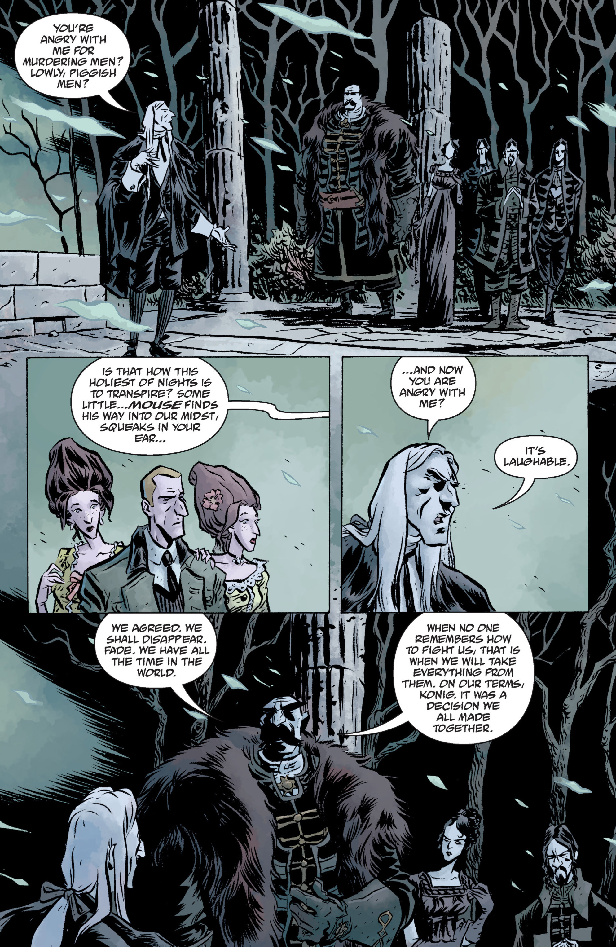 Read online B.P.R.D. (2003) comic -  Issue # TPB 13 - 72