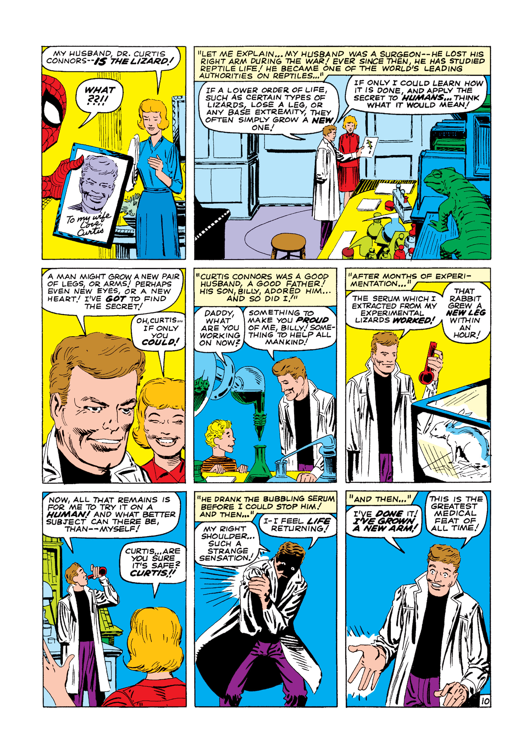 The Amazing Spider-Man (1963) 6 Page 10