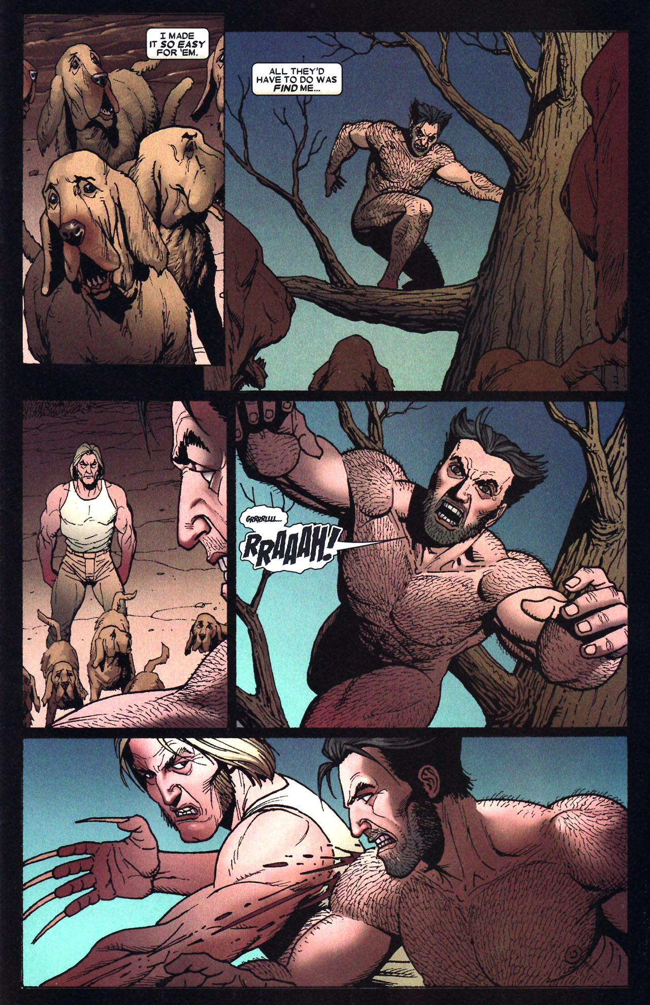Read online Wolverine: Origins comic -  Issue #17 - 8