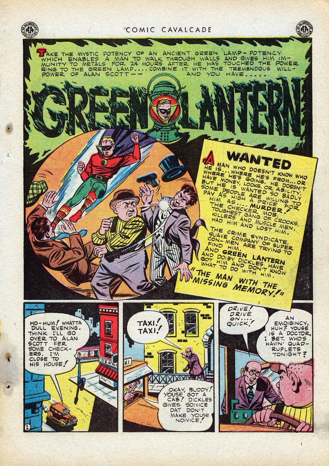Comic Cavalcade issue 10 - Page 39