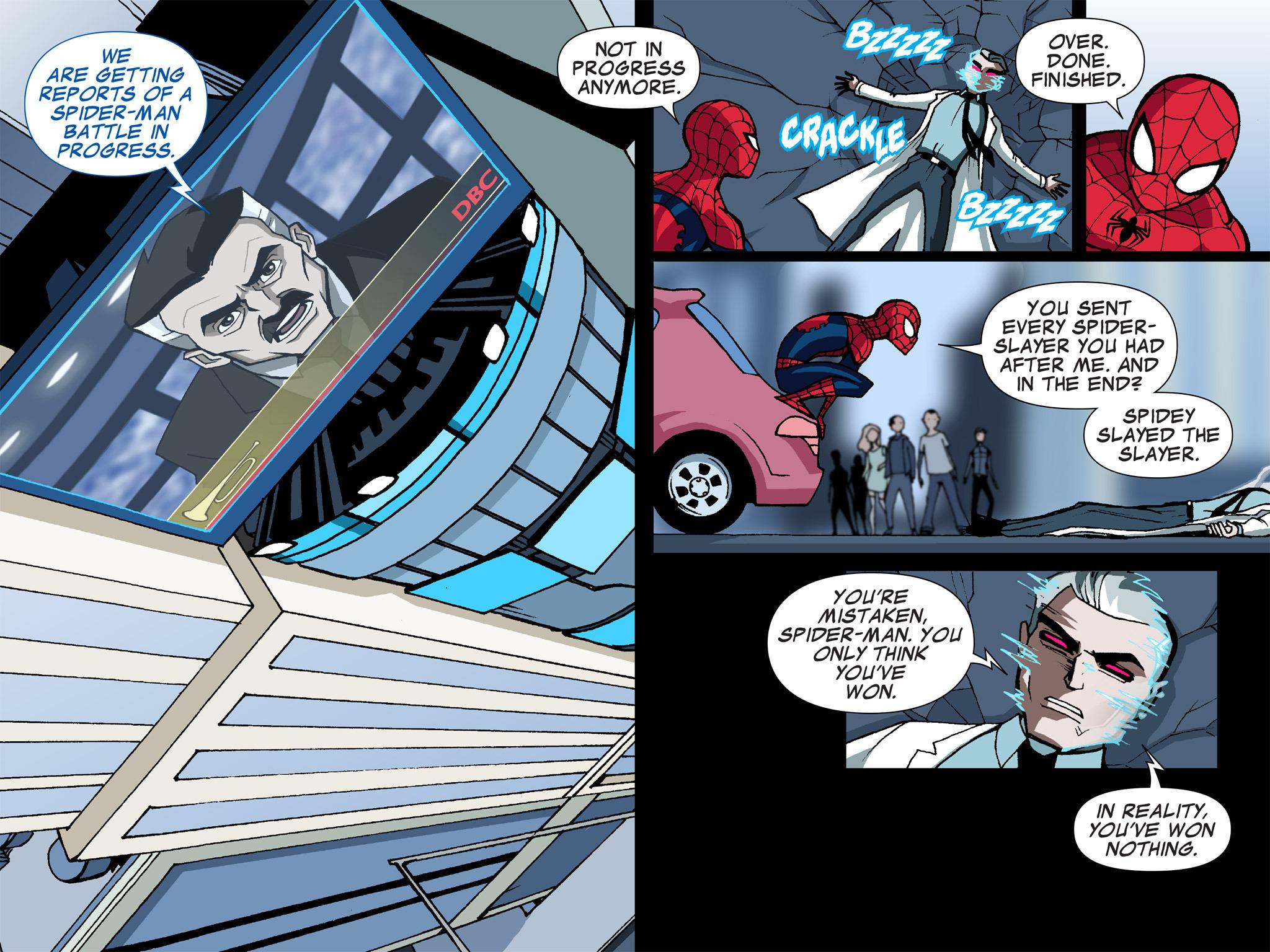 Read online Ultimate Spider-Man (Infinite Comics) (2015) comic -  Issue #5 - 36