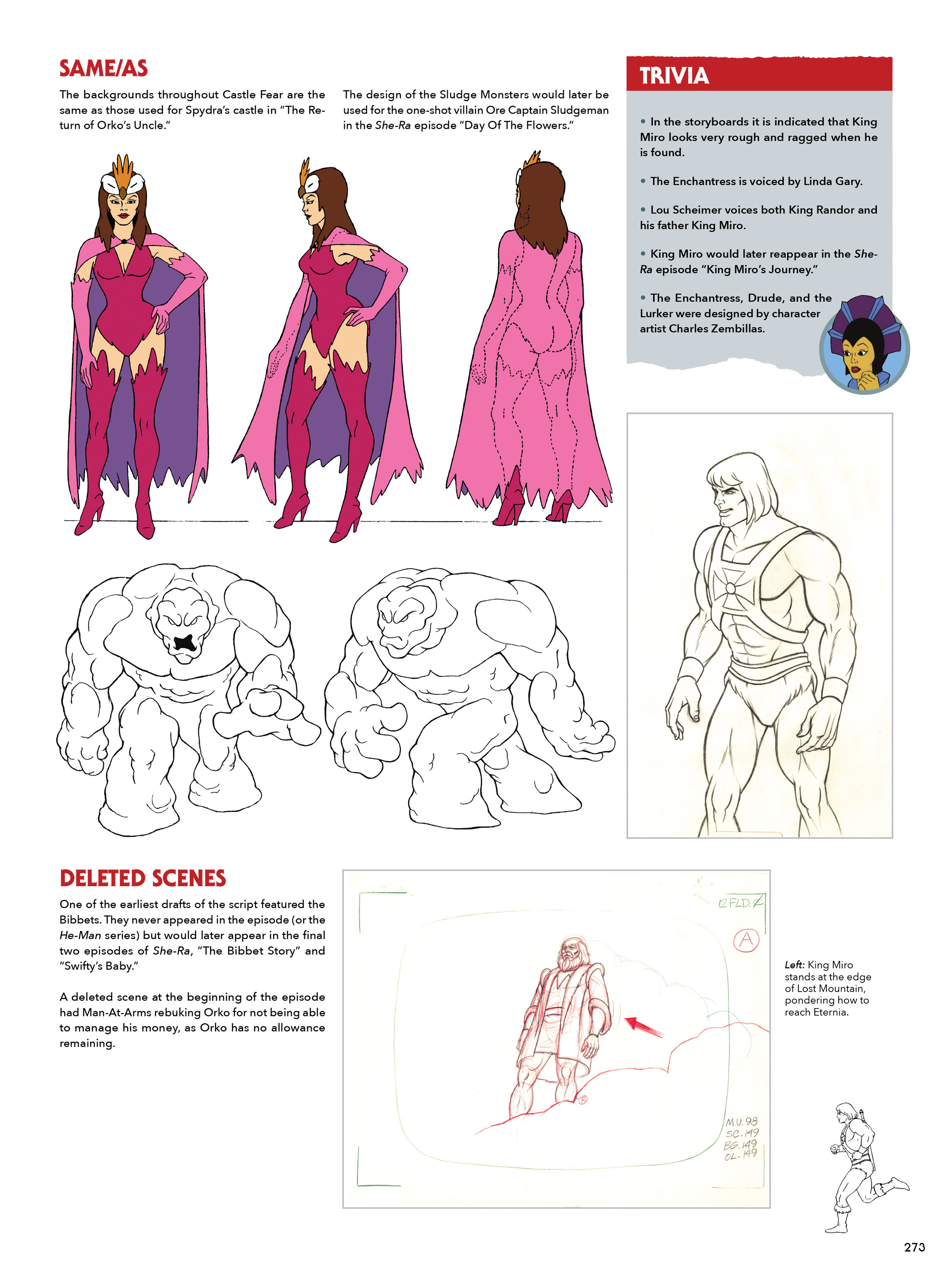 Read online He-Man and She-Ra: A Complete Guide to the Classic Animated Adventures comic -  Issue # TPB (Part 2) - 74