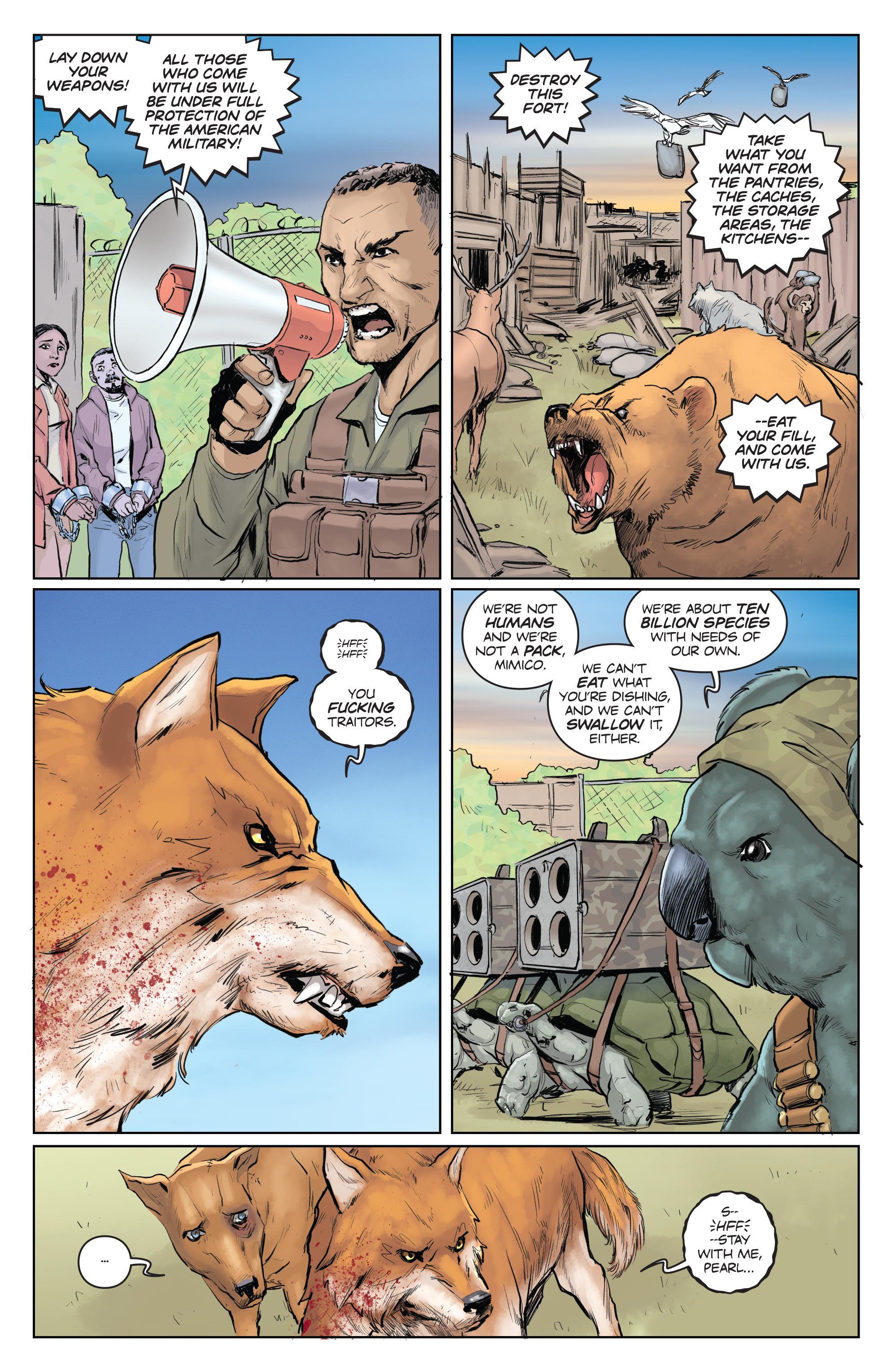 Read online Animosity comic -  Issue #4 - 10