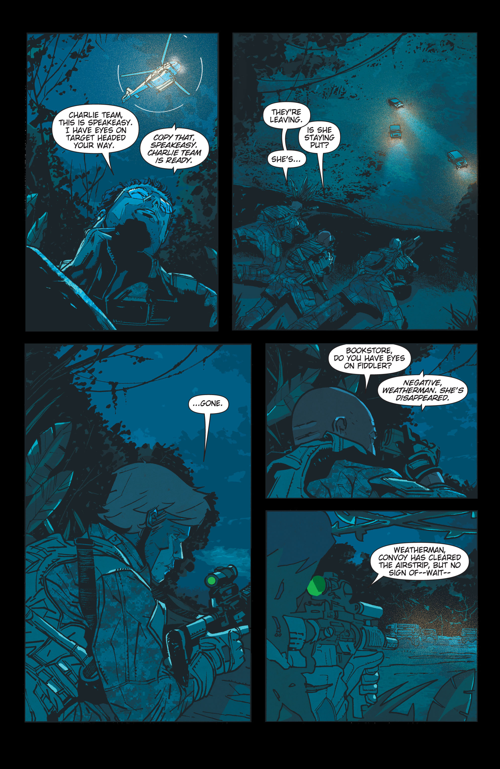 Read online The Activity comic -  Issue #4 - 17