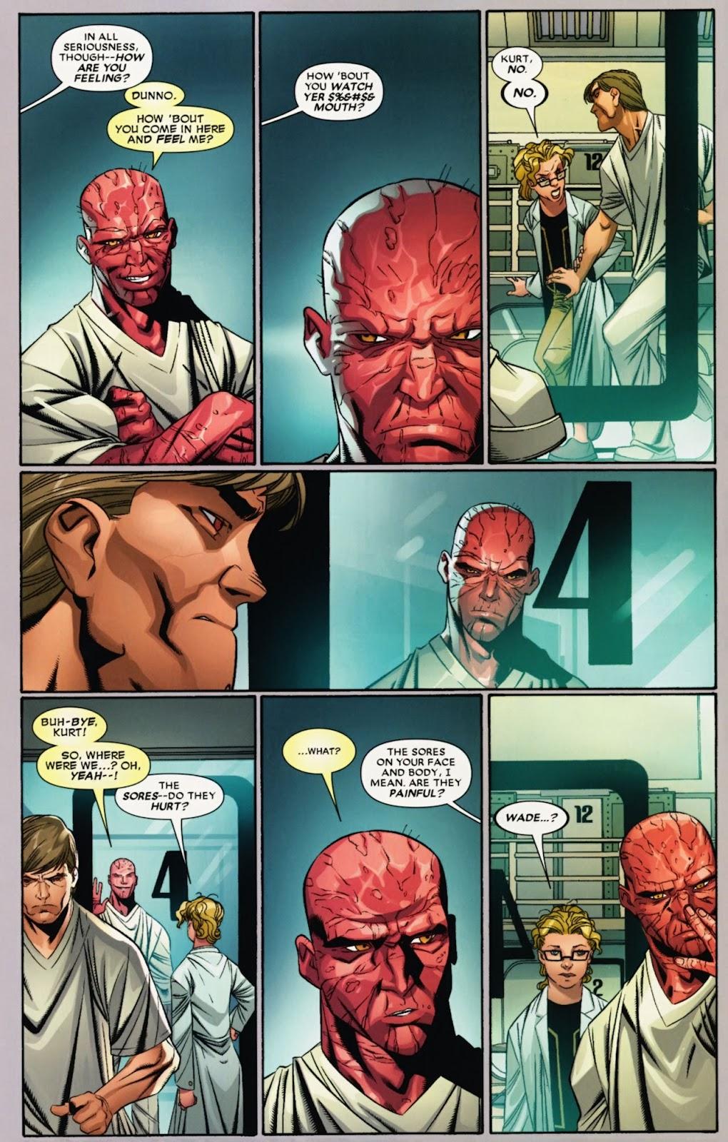 Read online Deadpool (2008) comic -  Issue #40 - 17
