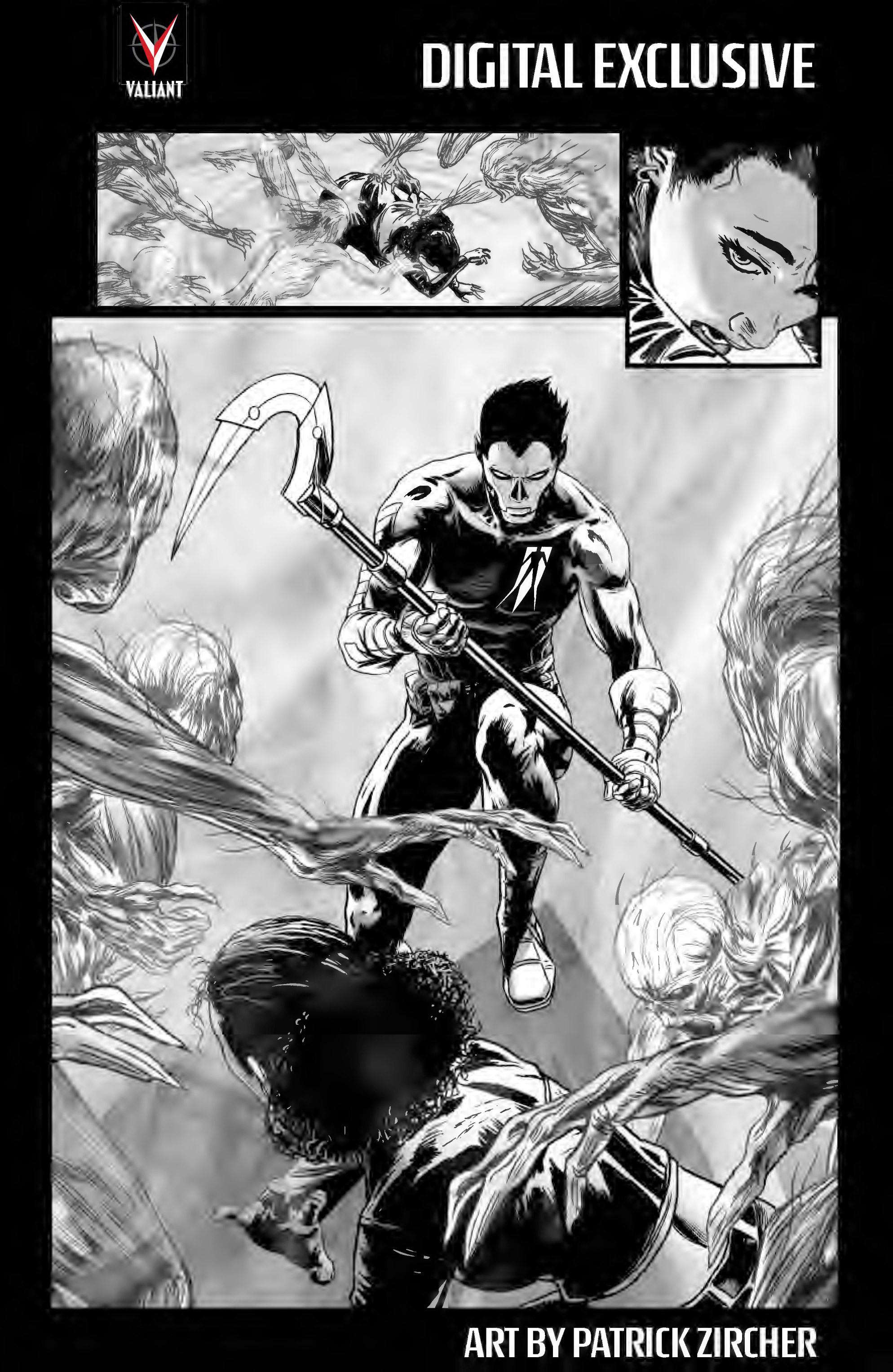 Read online Shadowman (2012) comic -  Issue #3 - 29