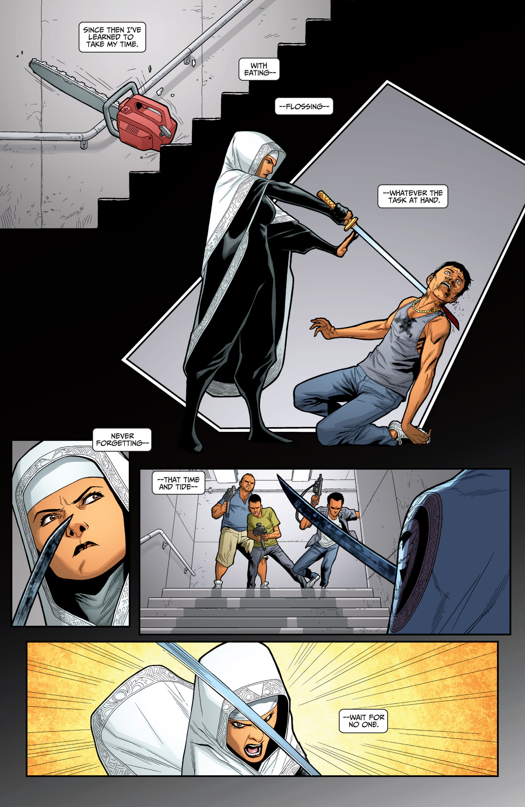 Read online Archer and Armstrong comic -  Issue #Archer and Armstrong _TPB 7 - 21