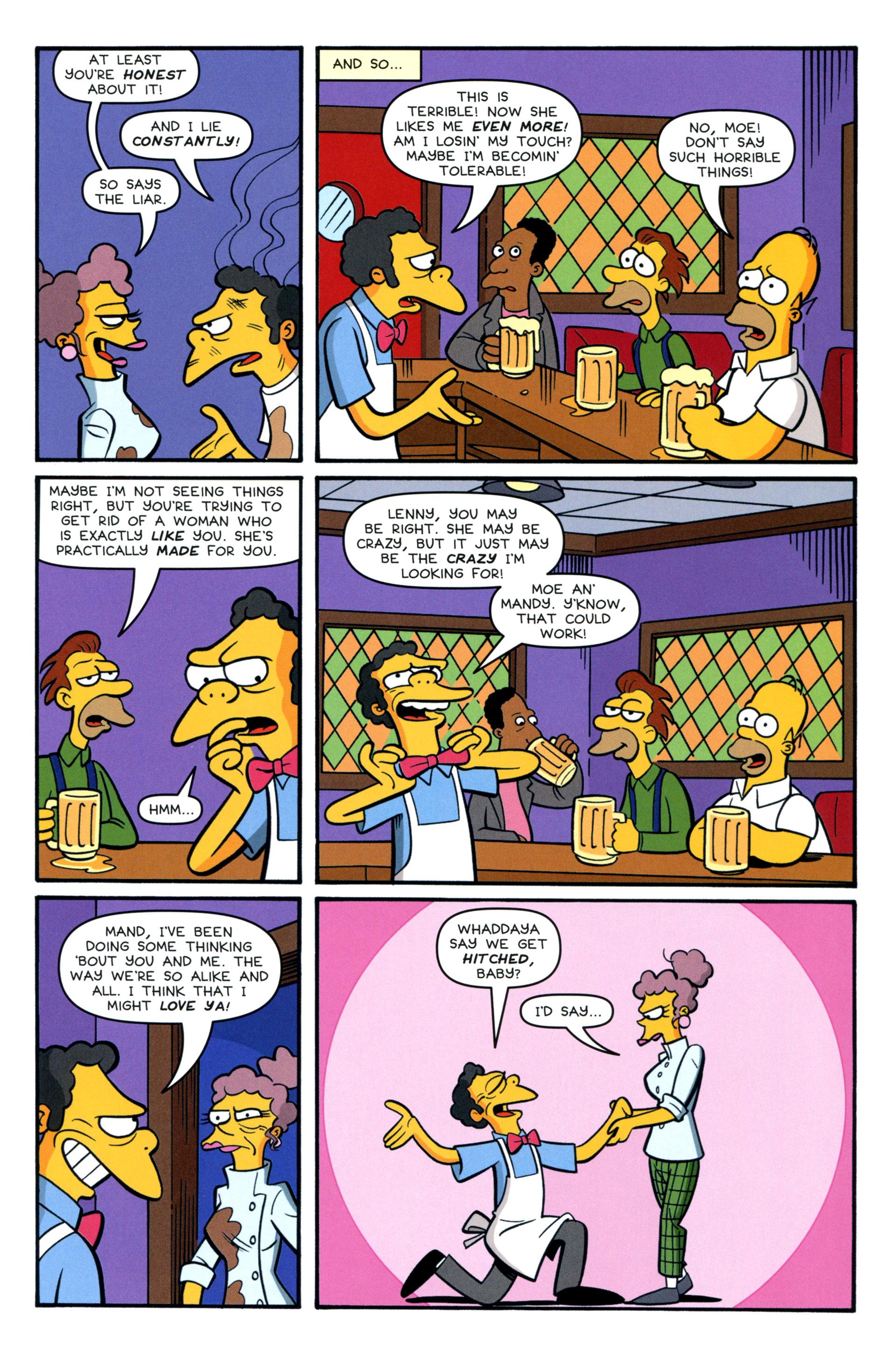 Read online Simpsons Comics comic -  Issue #200 - 40