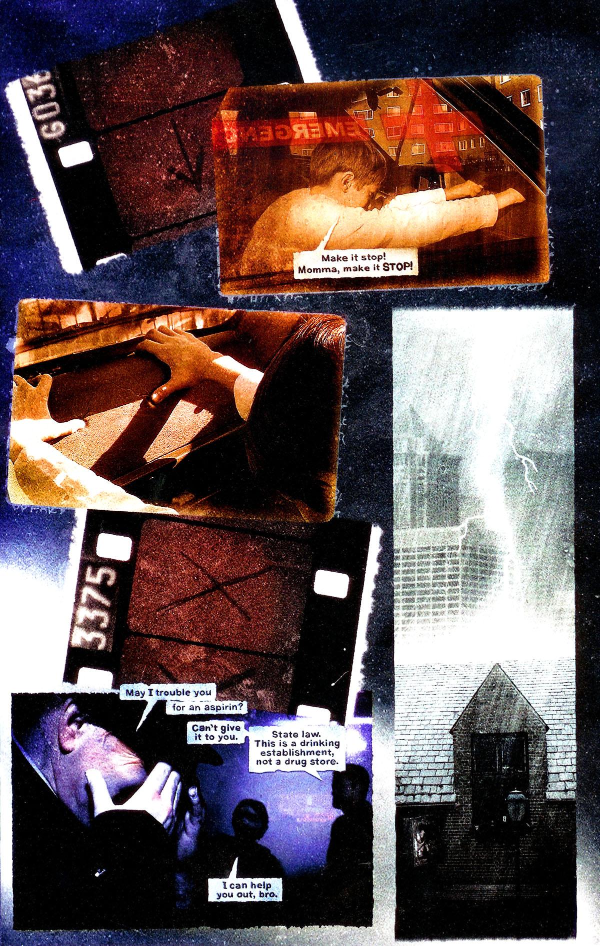 Read online Se7en comic -  Issue #3 - 8