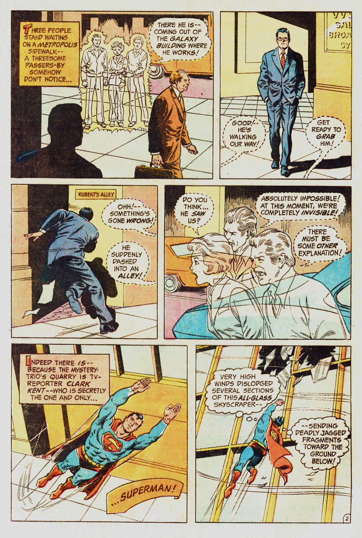 Action Comics (1938) 433 Page 3