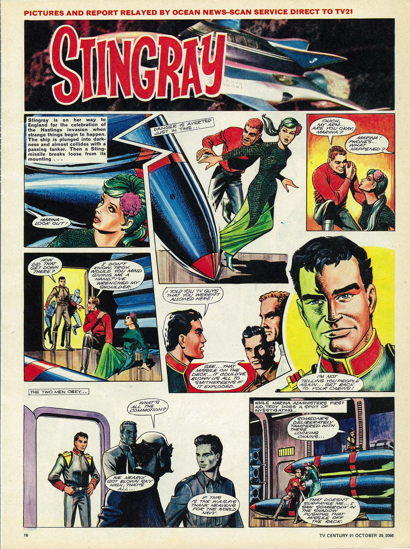 Read online TV Century 21 (TV 21) comic -  Issue #93 - 15