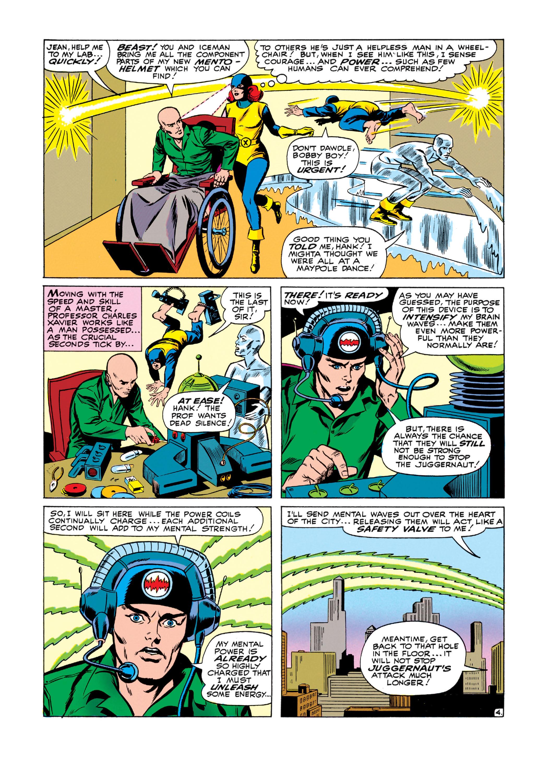 Read online Uncanny X-Men (1963) comic -  Issue #13 - 5