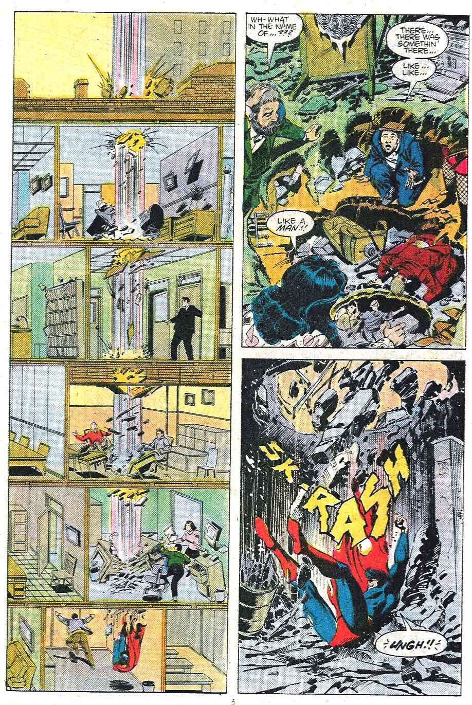 Read online Adventures of Superman (1987) comic -  Issue #439 - 4