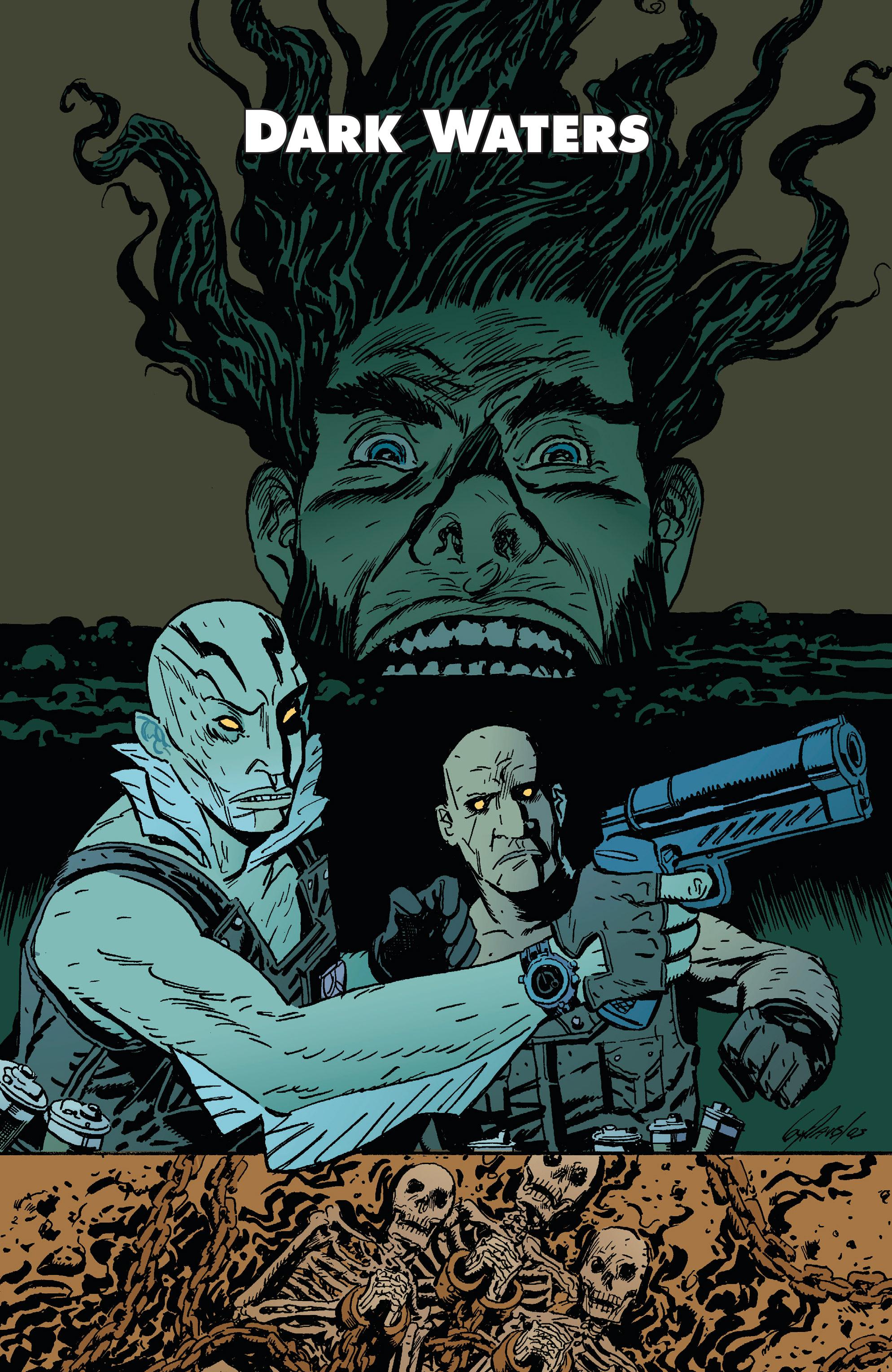 Read online B.P.R.D. (2003) comic -  Issue # TPB 2 - 34