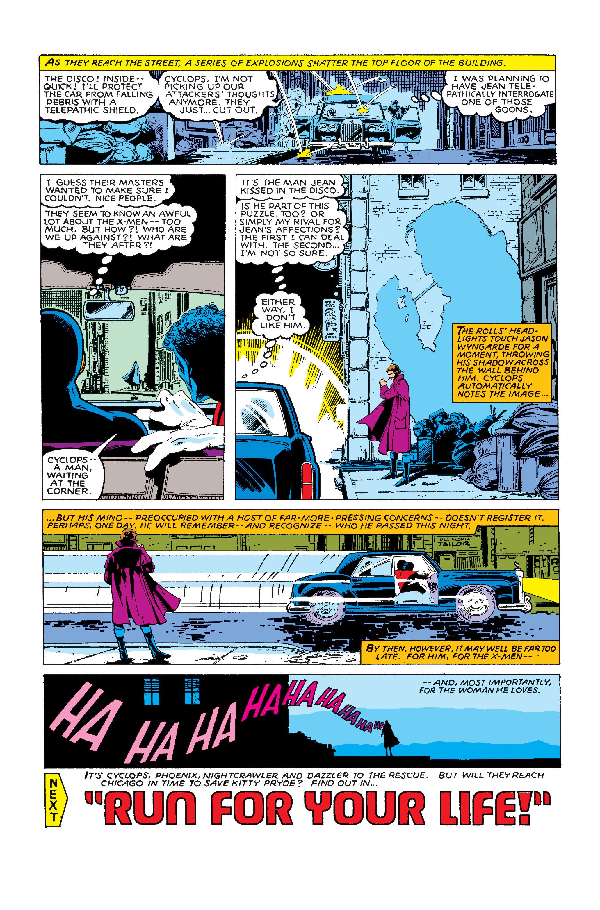 Read online Uncanny X-Men (1963) comic -  Issue #130 - 18