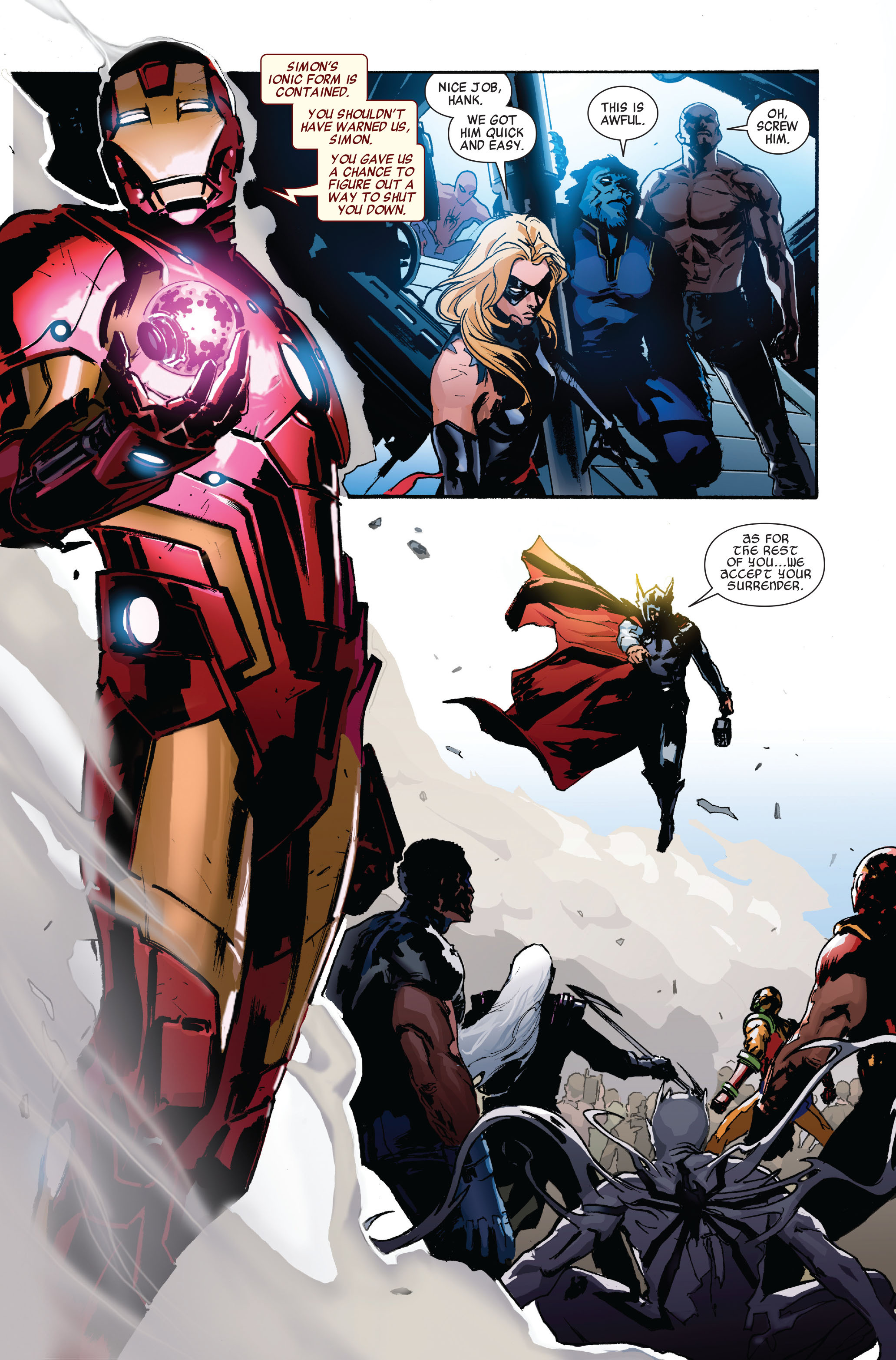 Read online Avengers (2010) comic -  Issue #Avengers (2010) Annual 1 - 16