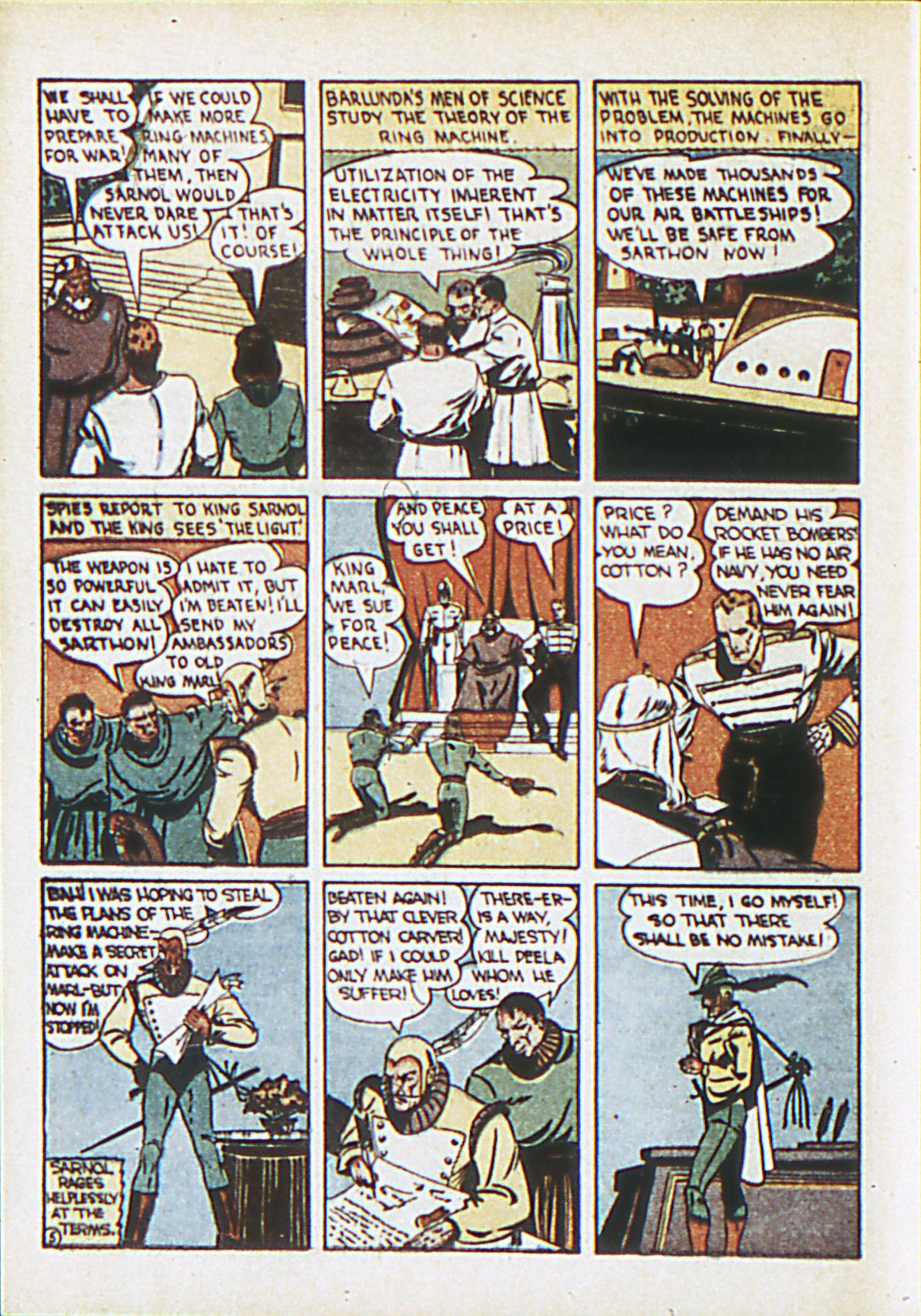 Read online Adventure Comics (1938) comic -  Issue #62 - 53