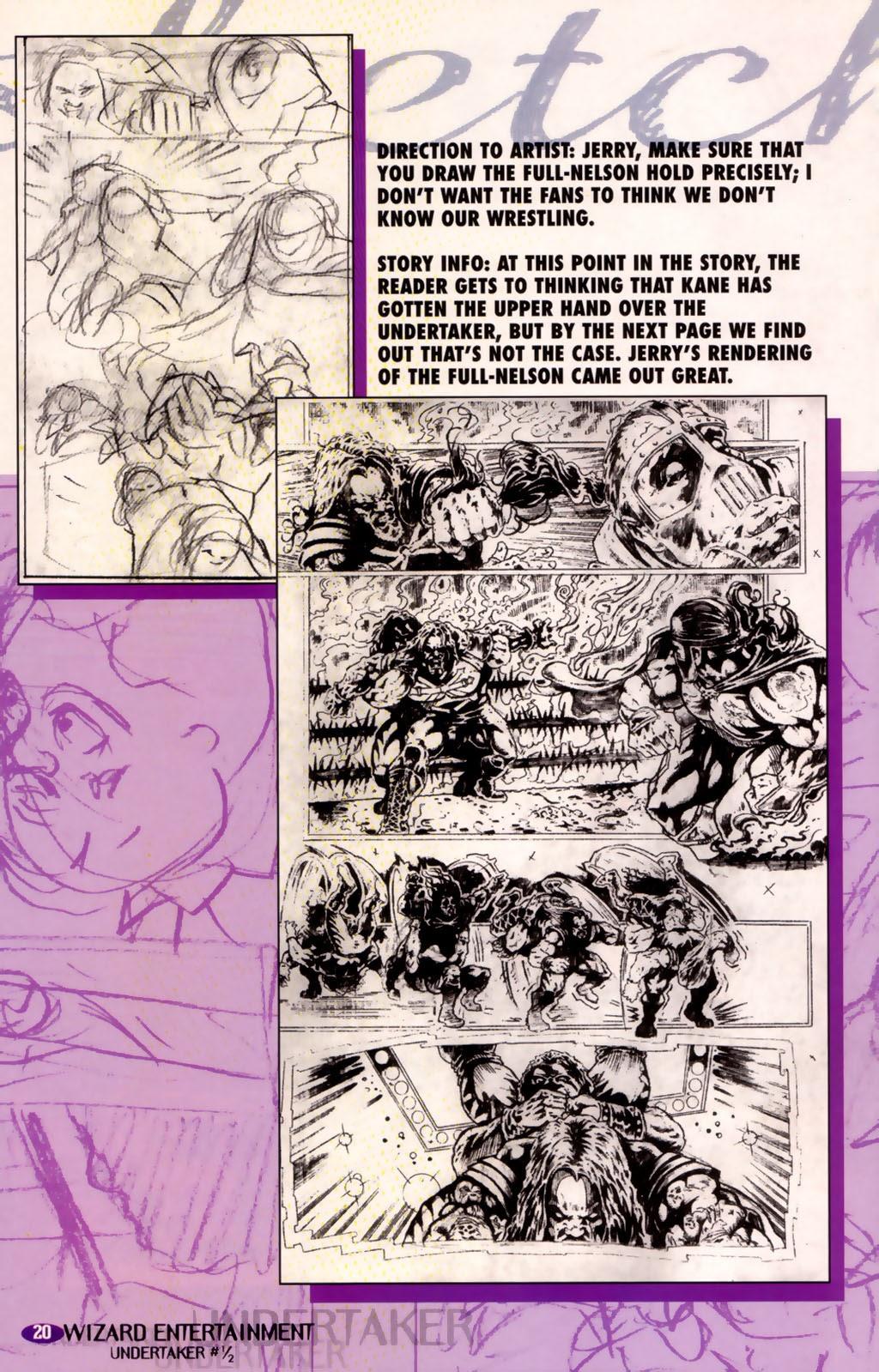 Read online Undertaker (1999) comic -  Issue #0.5 - 19