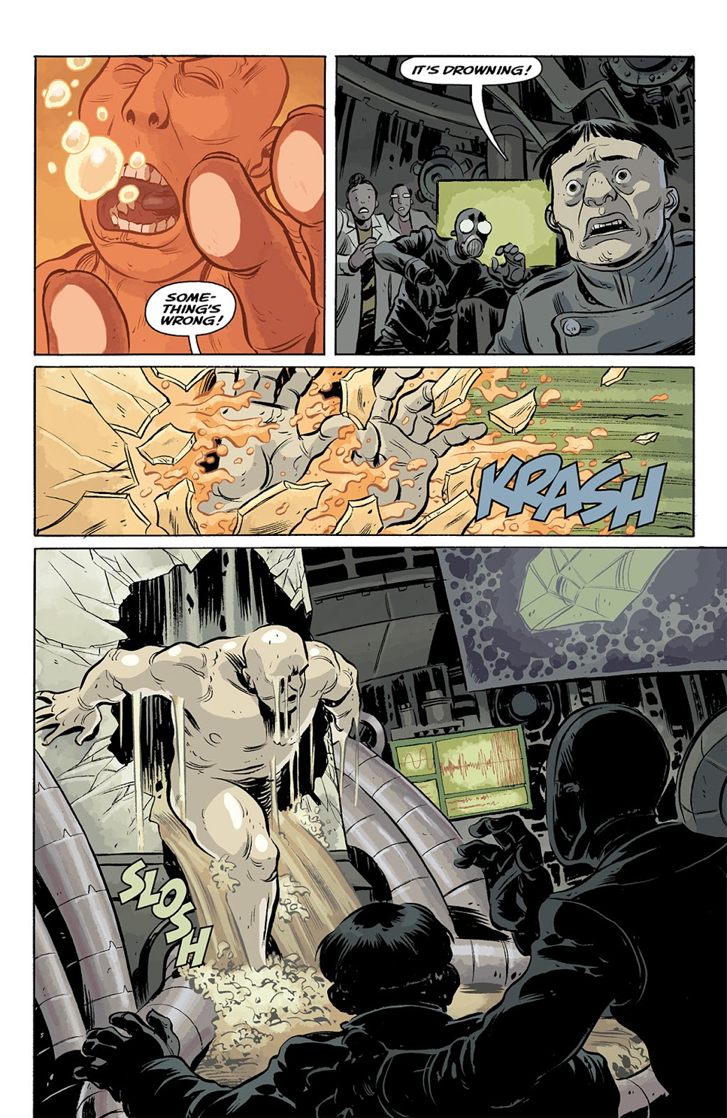 Read online B.P.R.D. Hell on Earth: The Return of the Master comic -  Issue #3 - 19