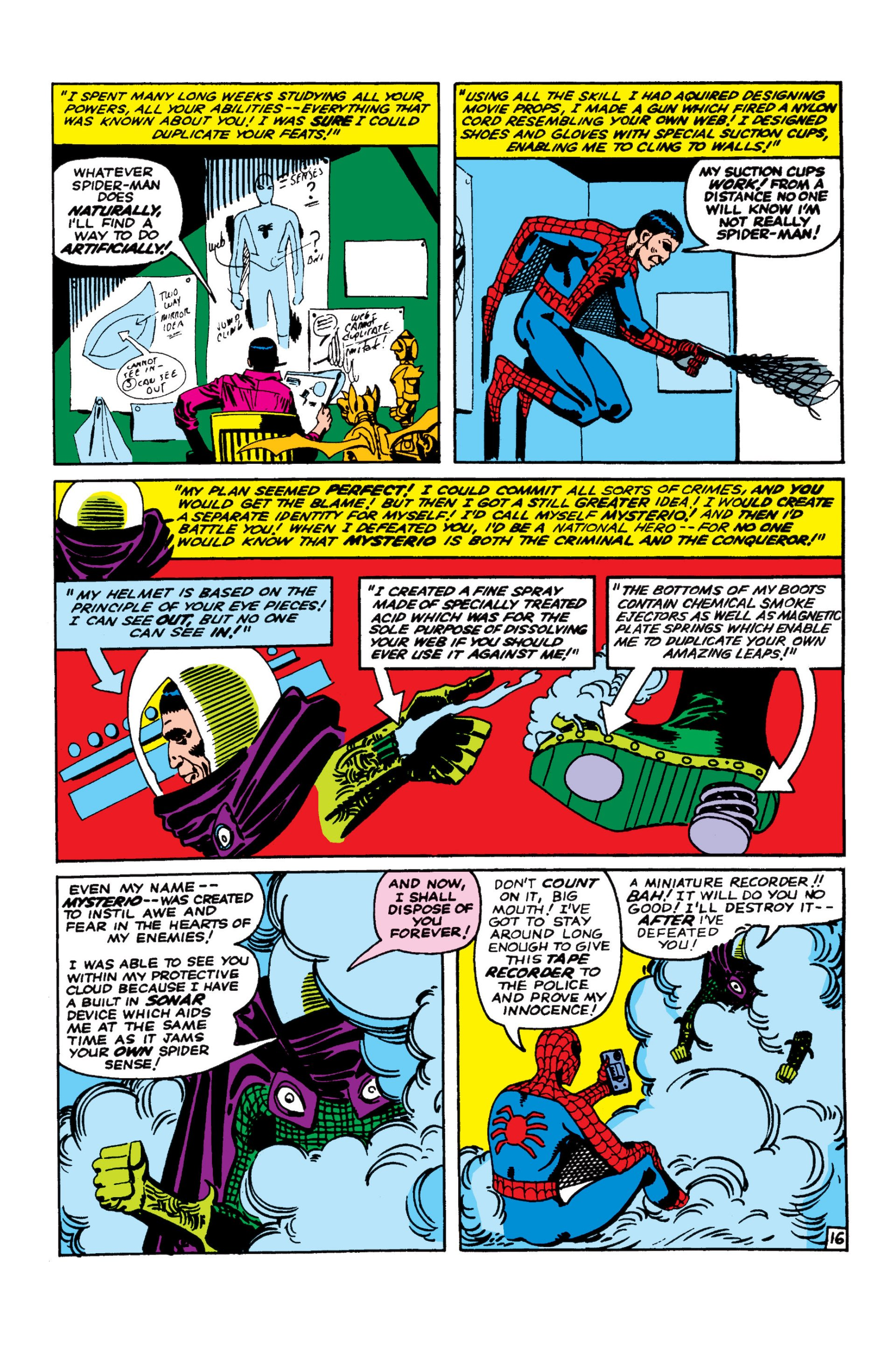 The Amazing Spider-Man (1963) 13 Page 16