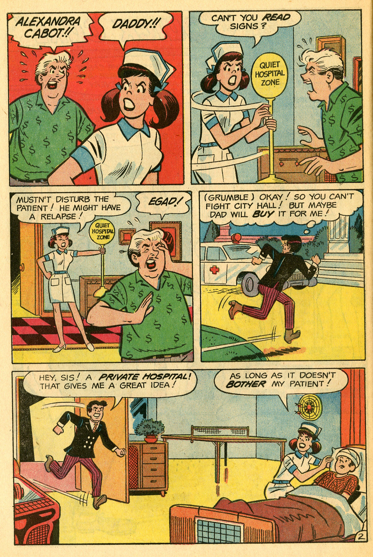 Read online She's Josie comic -  Issue #31 - 30