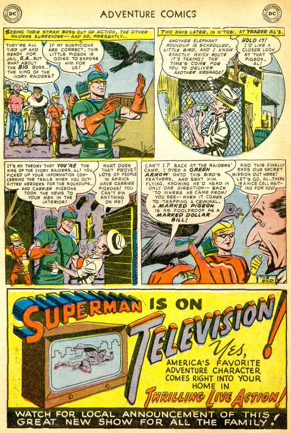 Read online Adventure Comics (1938) comic -  Issue #191 - 41