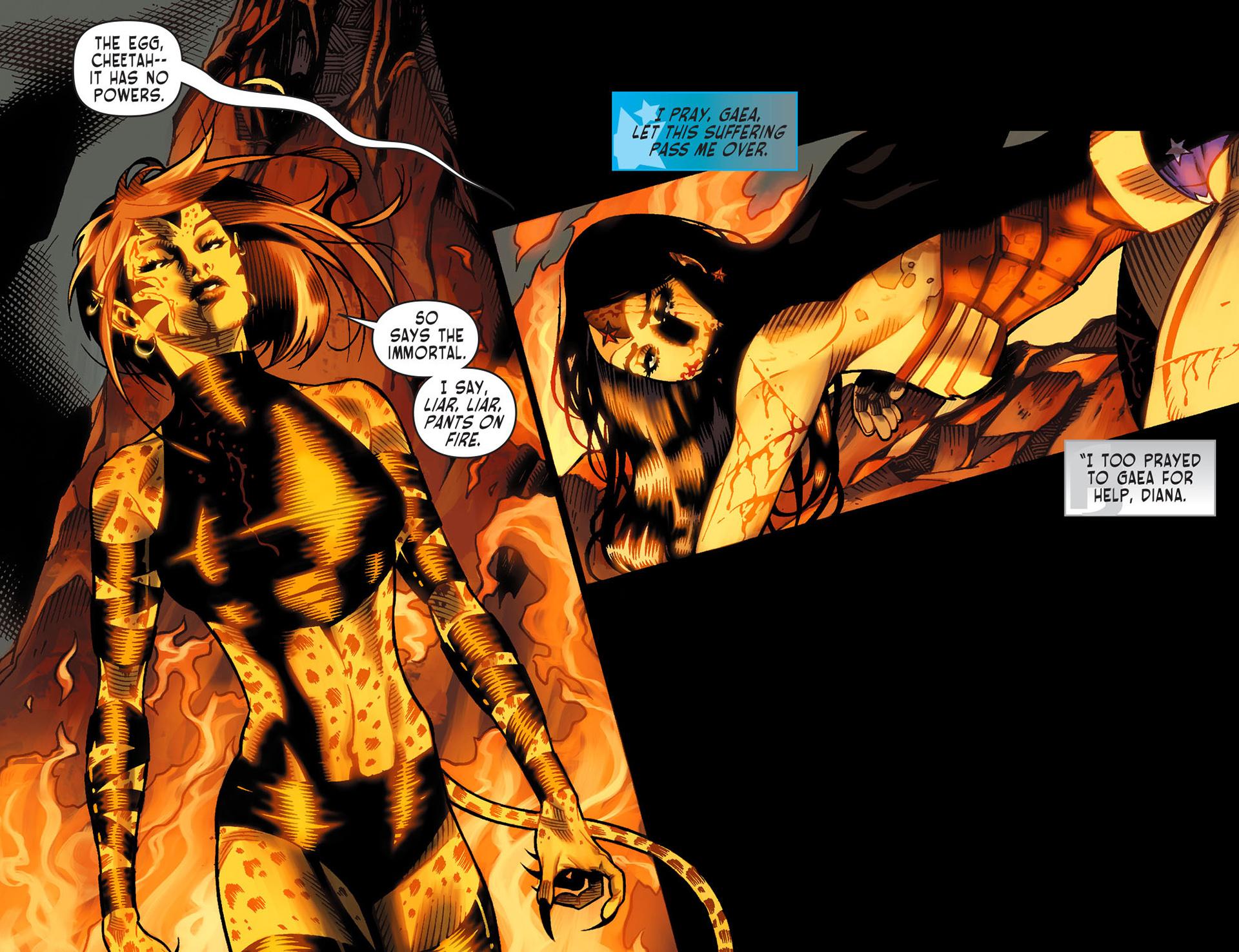 Read online Sensation Comics Featuring Wonder Woman comic -  Issue #13 - 15