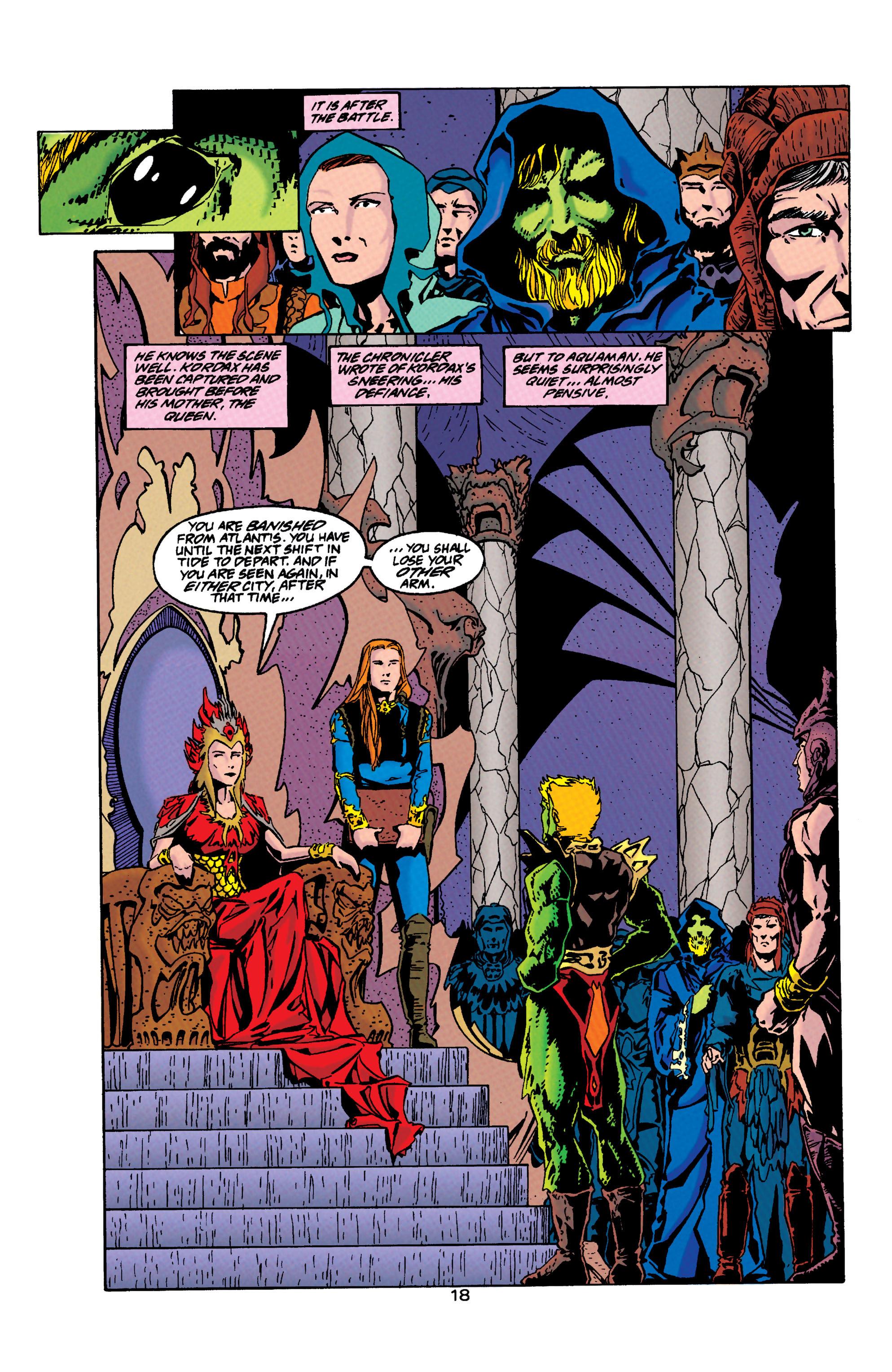 Read online Aquaman (1994) comic -  Issue #33 - 16