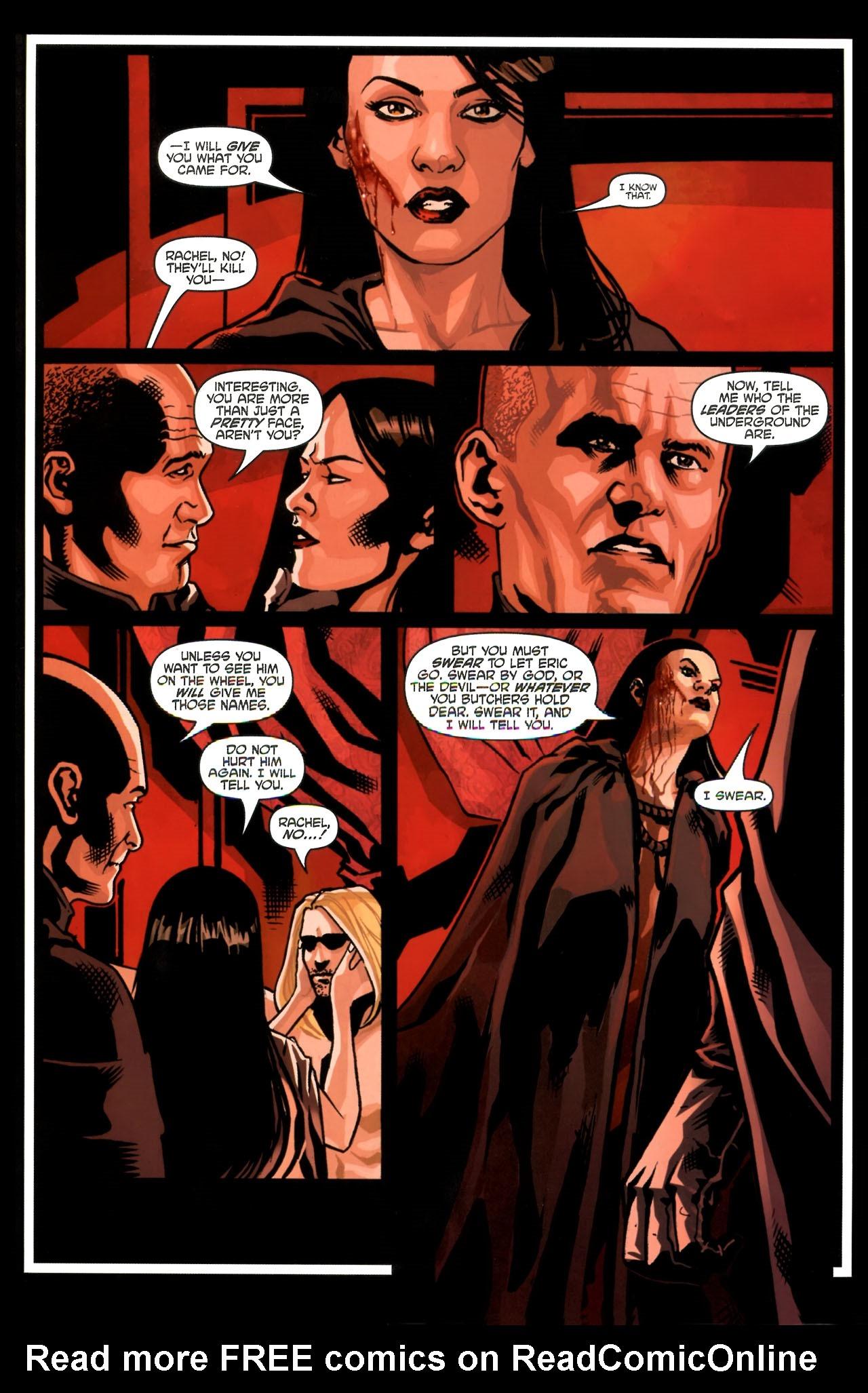 Read online True Blood (2010) comic -  Issue #3 - 10